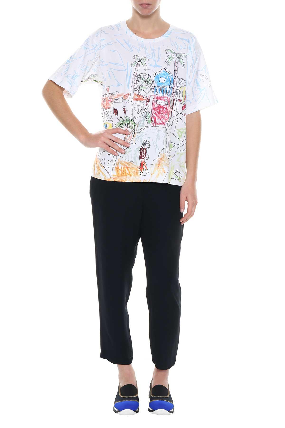 Marni Marni Printed T-shirt