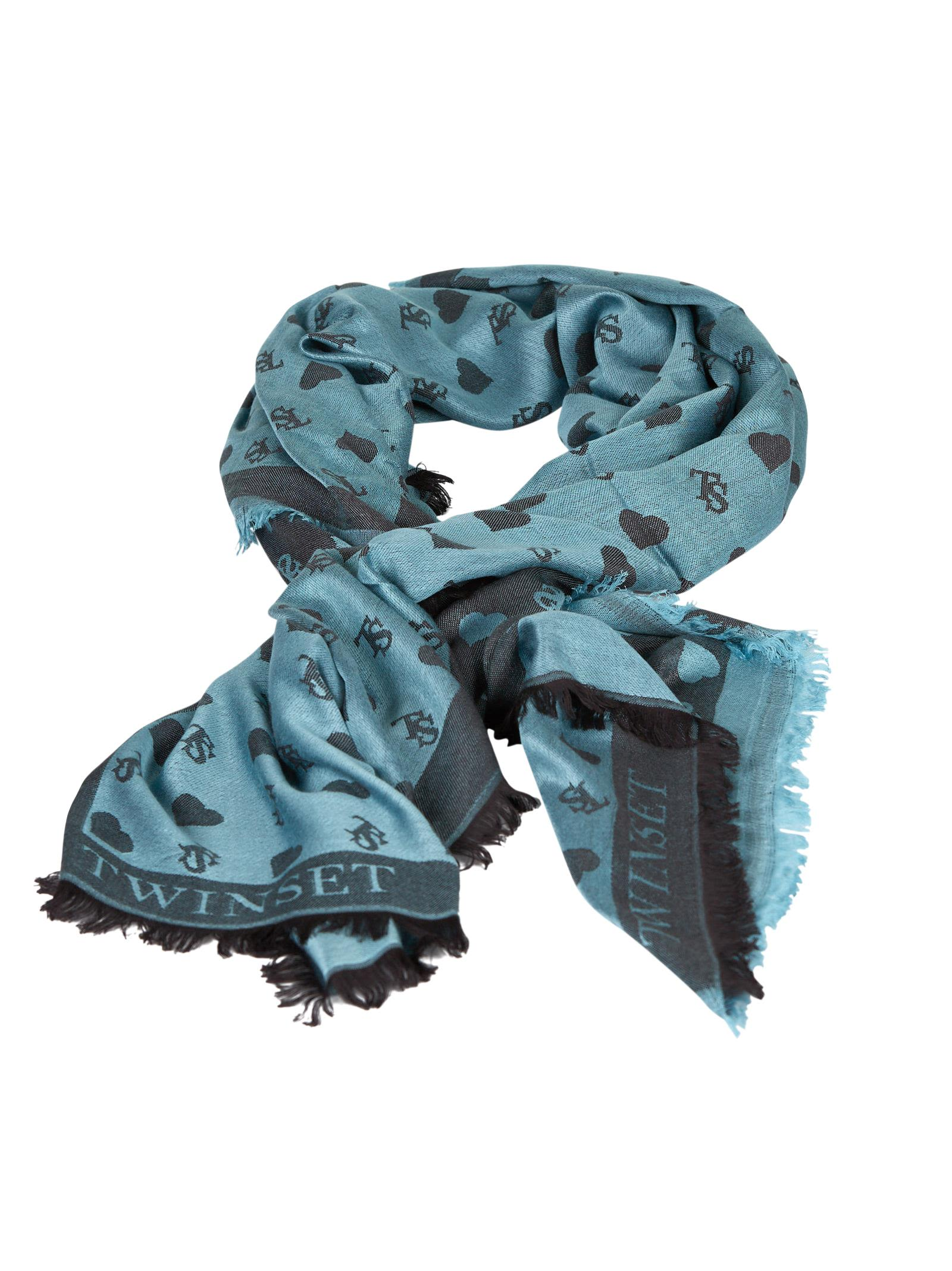 Twinset Printed Scarf