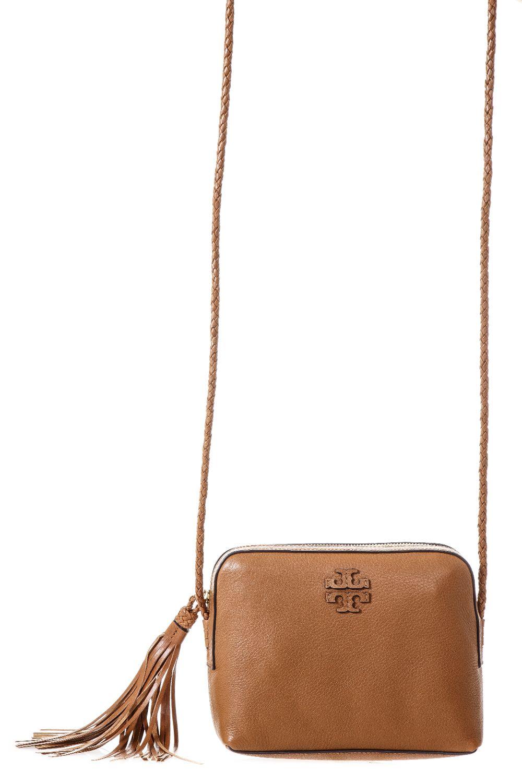 Tory Burch Leather Camera Bag