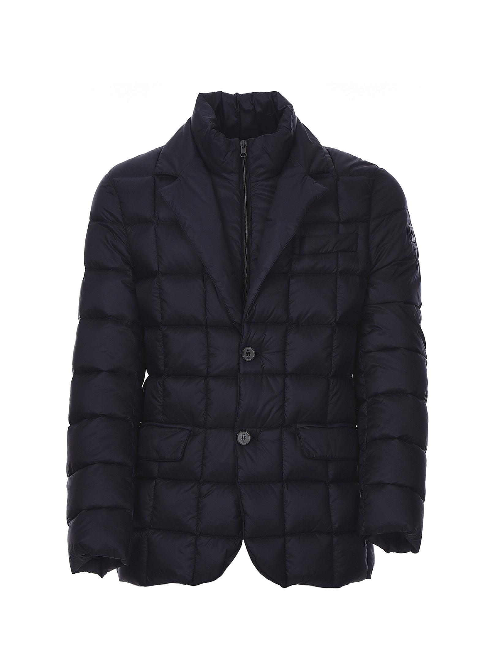 Fay Down Jacket Dark Blue