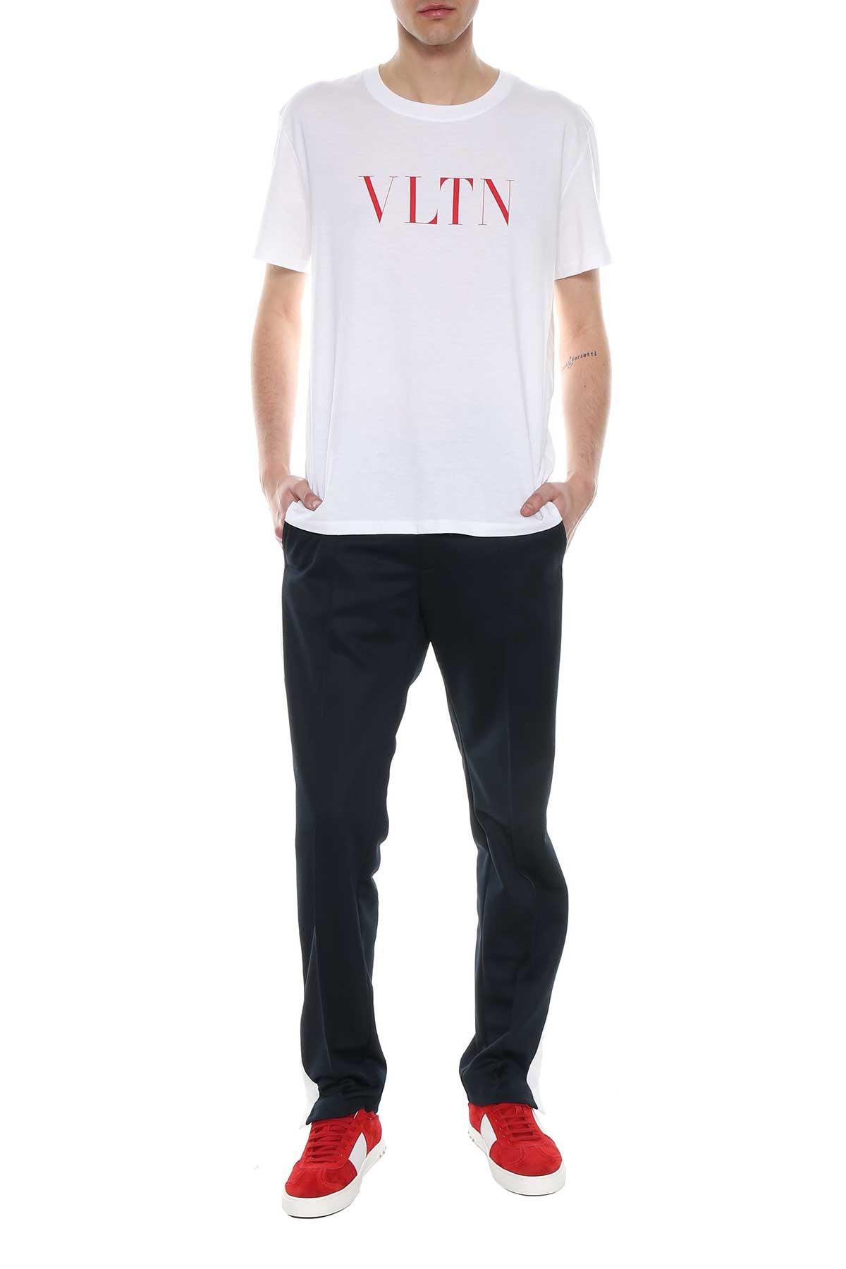 Valentino Valentino Vltn Print T-shirt