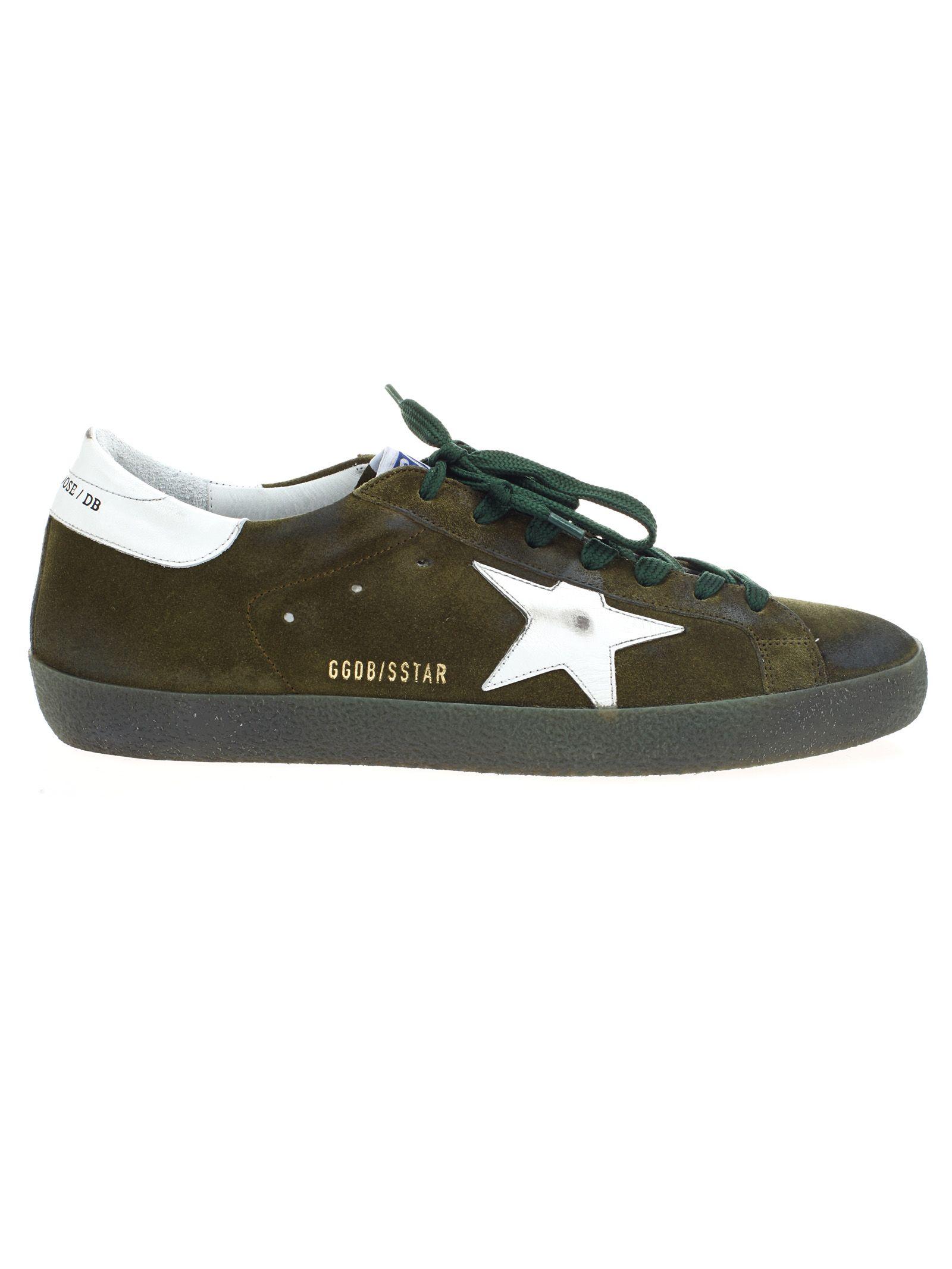 Golden Goose Golden Goose Deluxe Brand Star Sneakers