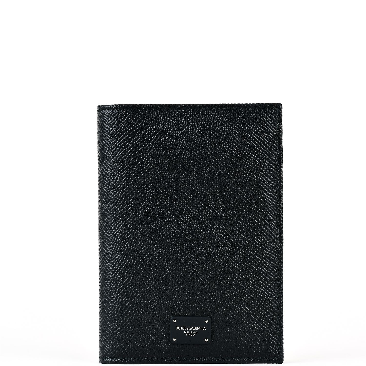 Dolce & Gabbana Dolce & Gabbana Black Leather Case