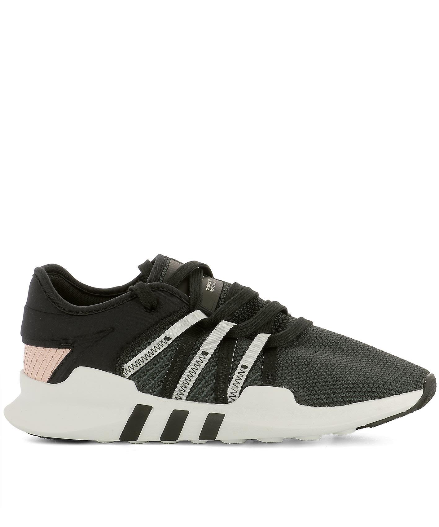 adidas black & pink eqt cushion adv trainers Bluewater £100.00