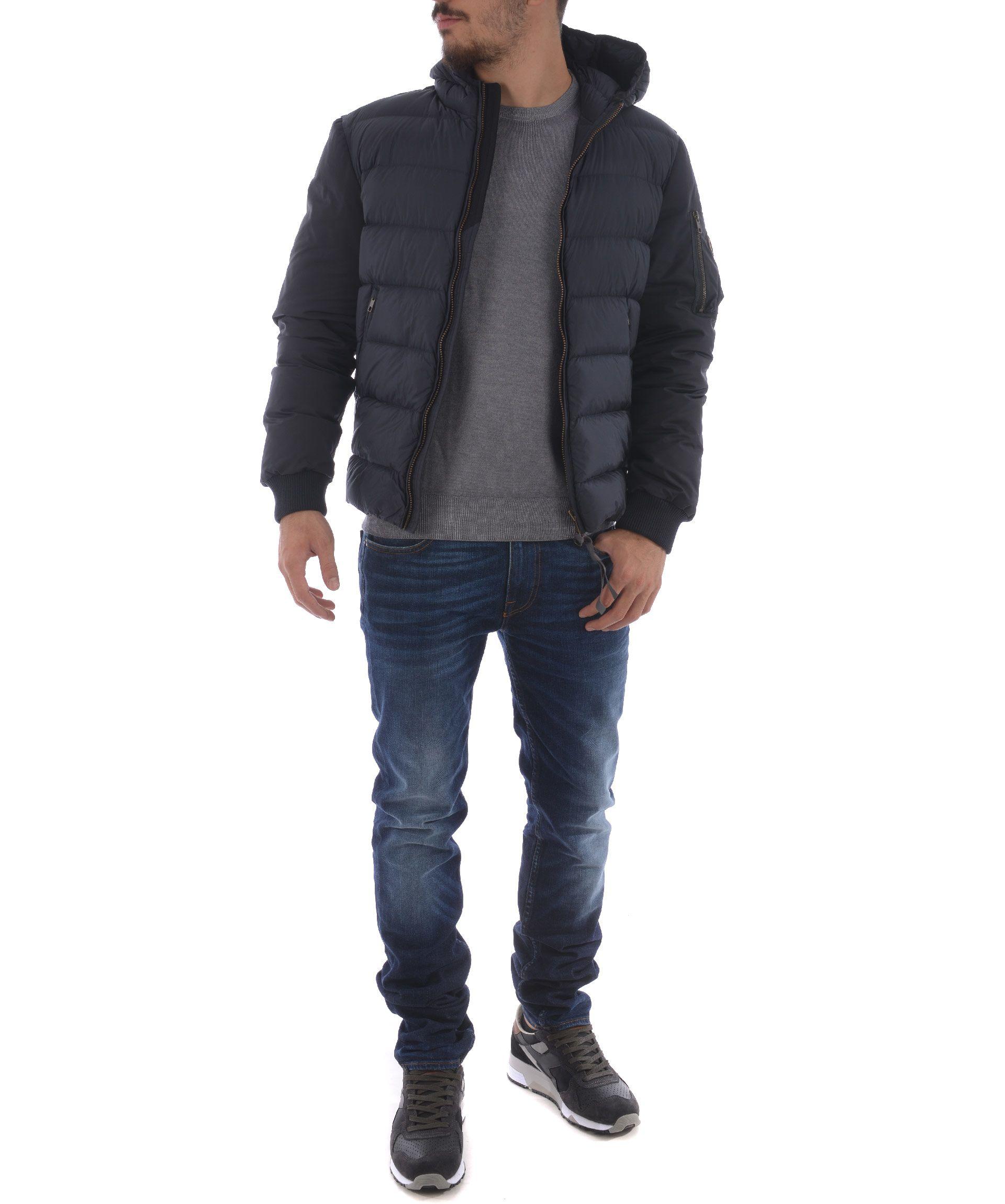 Colmar Zip Pocket Down Jacket