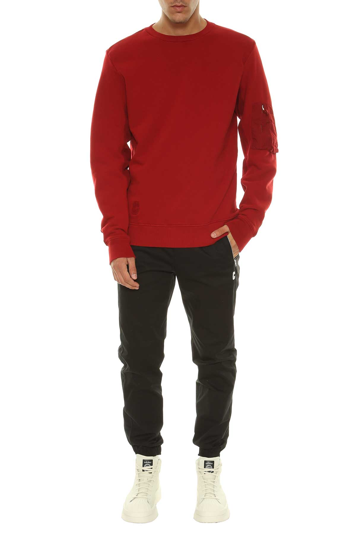 Tim Coppens Tim Coppens Sweatshirt With Round Neck