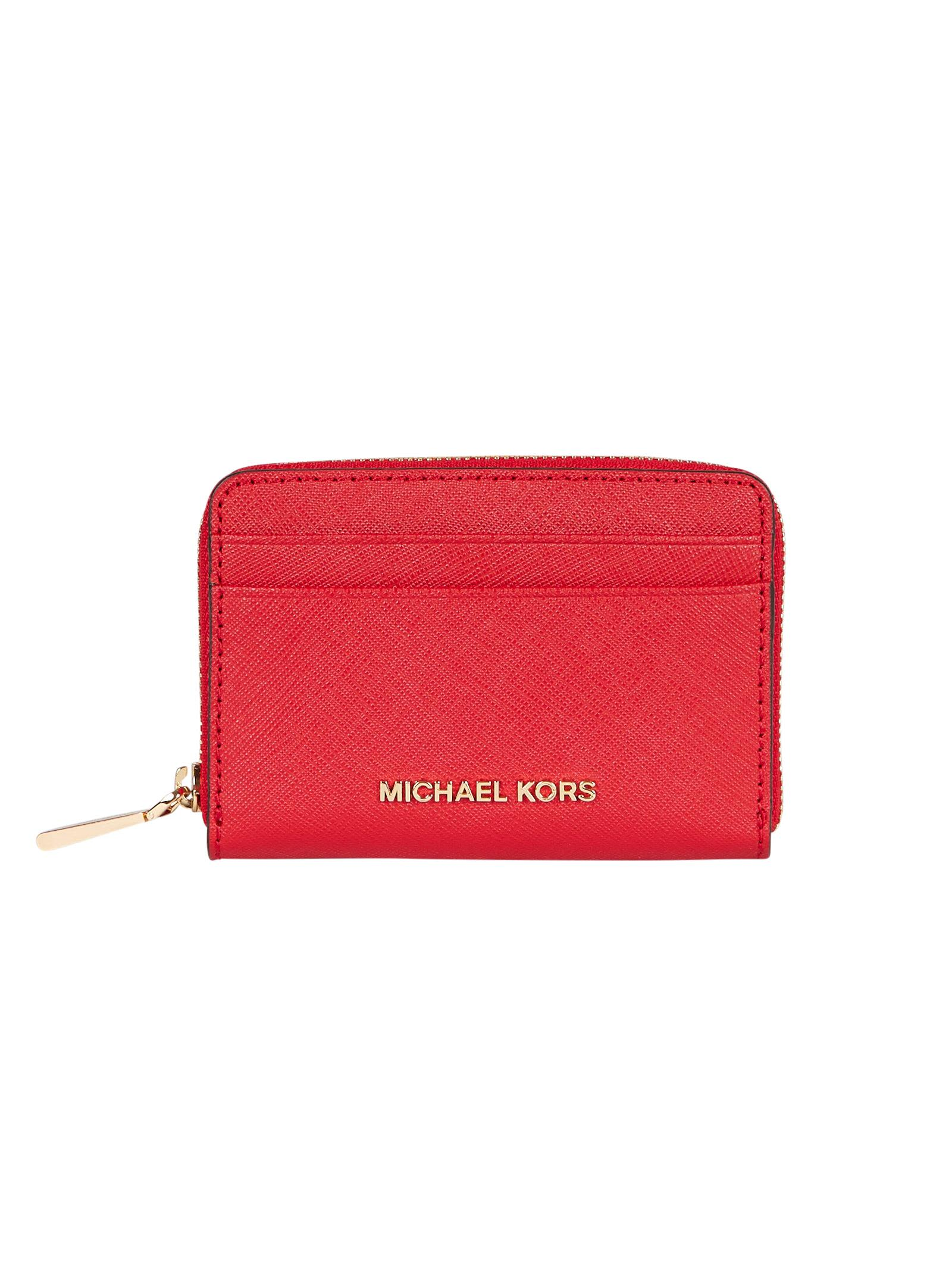 Michael Michael Kors Money Pieces Card Holder Wallet