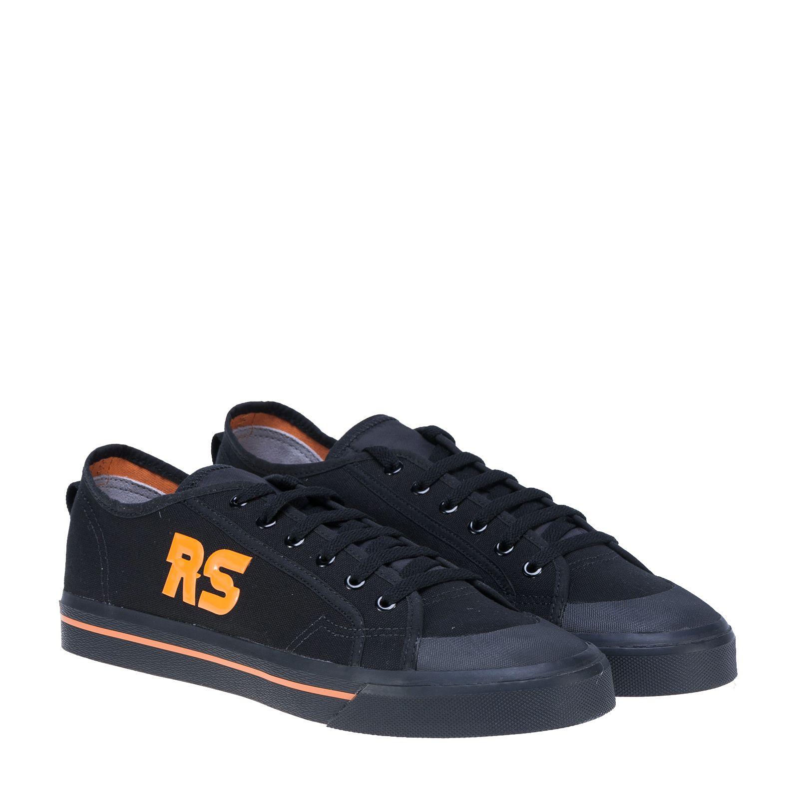 Adidas By Raf Simons Logo Print Trainers