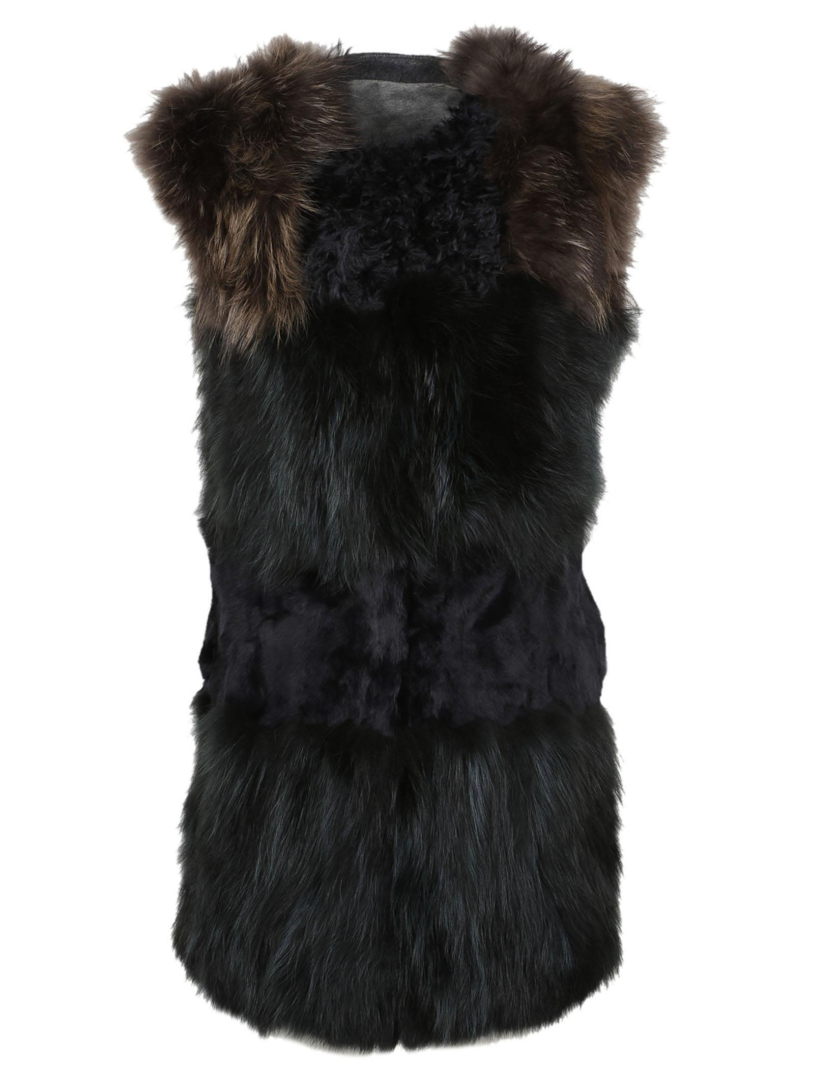 Bully Fur Vest