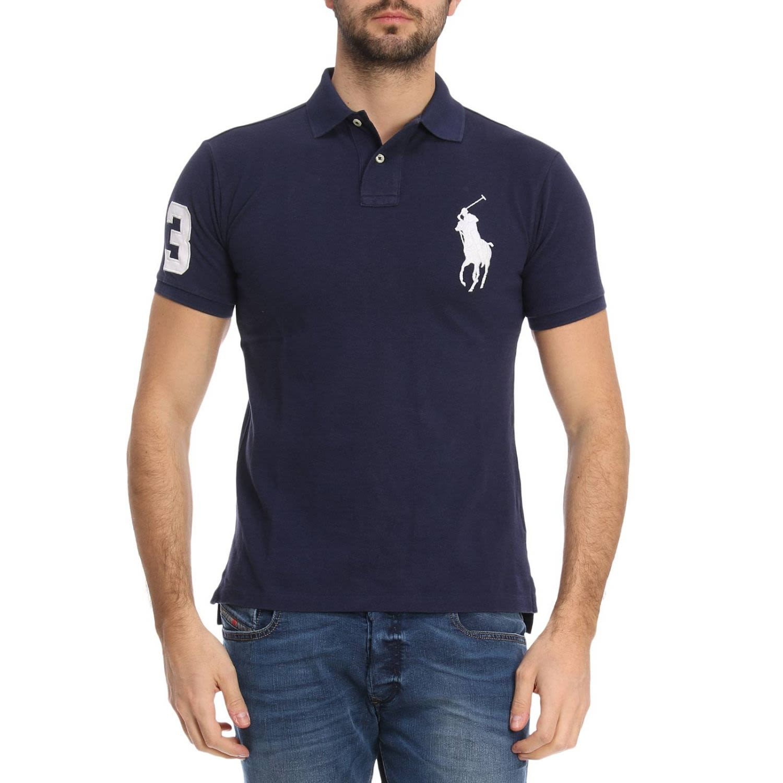 T-shirt T-shirt Men Polo Ralph Lauren