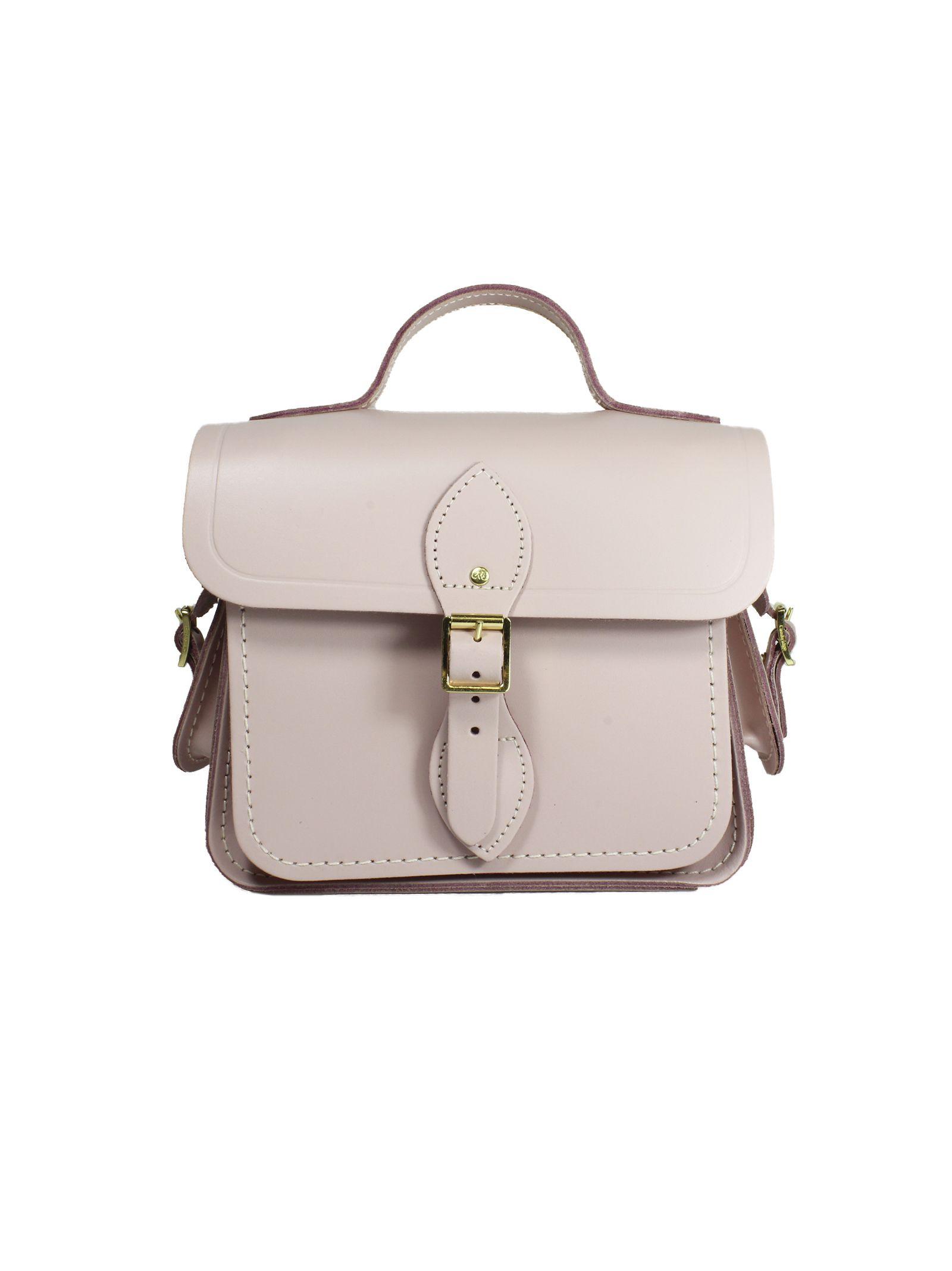 Dusky Rose Small Traveller Bag