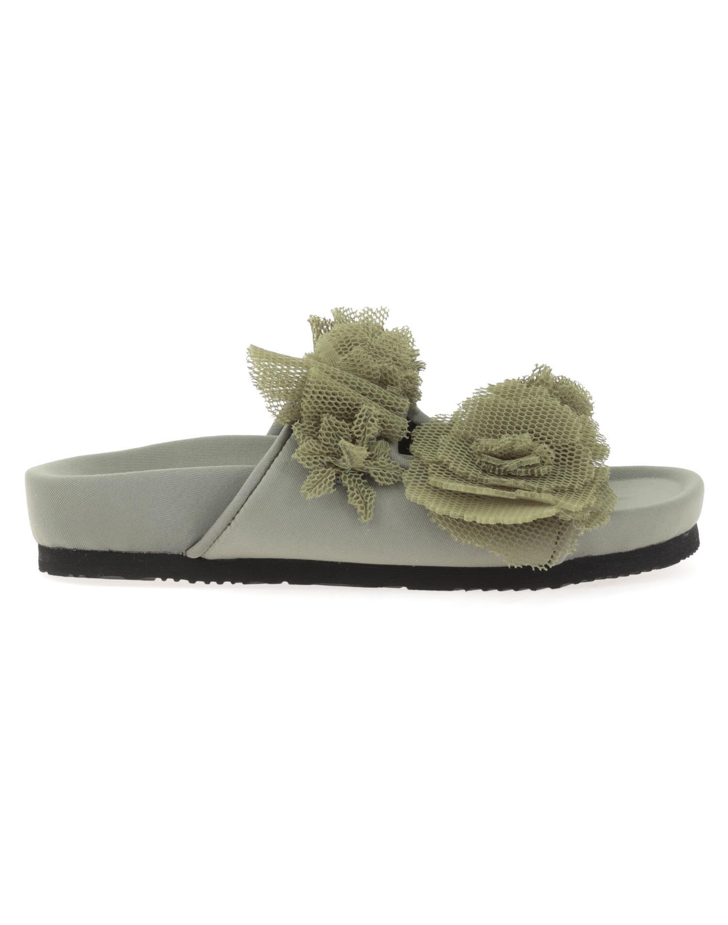 Suecomma Bonnie Leather Sandal