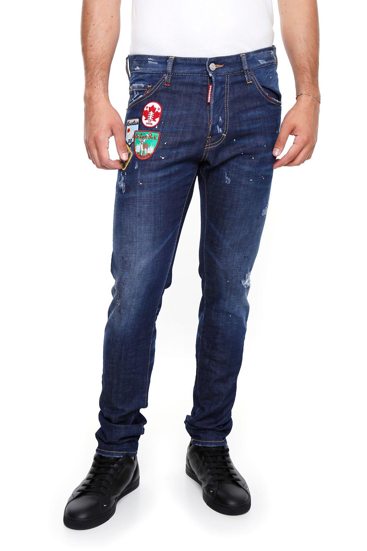 Dsquared2 - Jeans Five Pockets