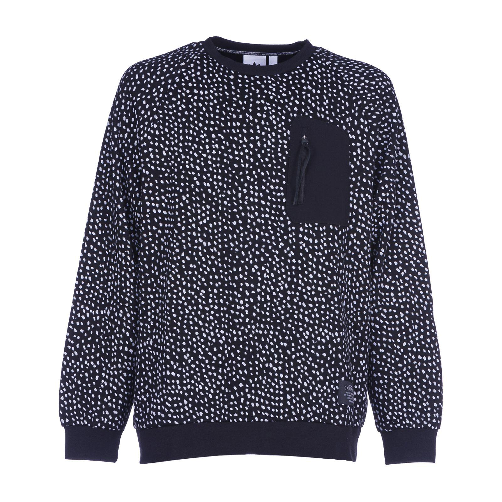 Adidas Originals Raindrop Print Sweatshirt