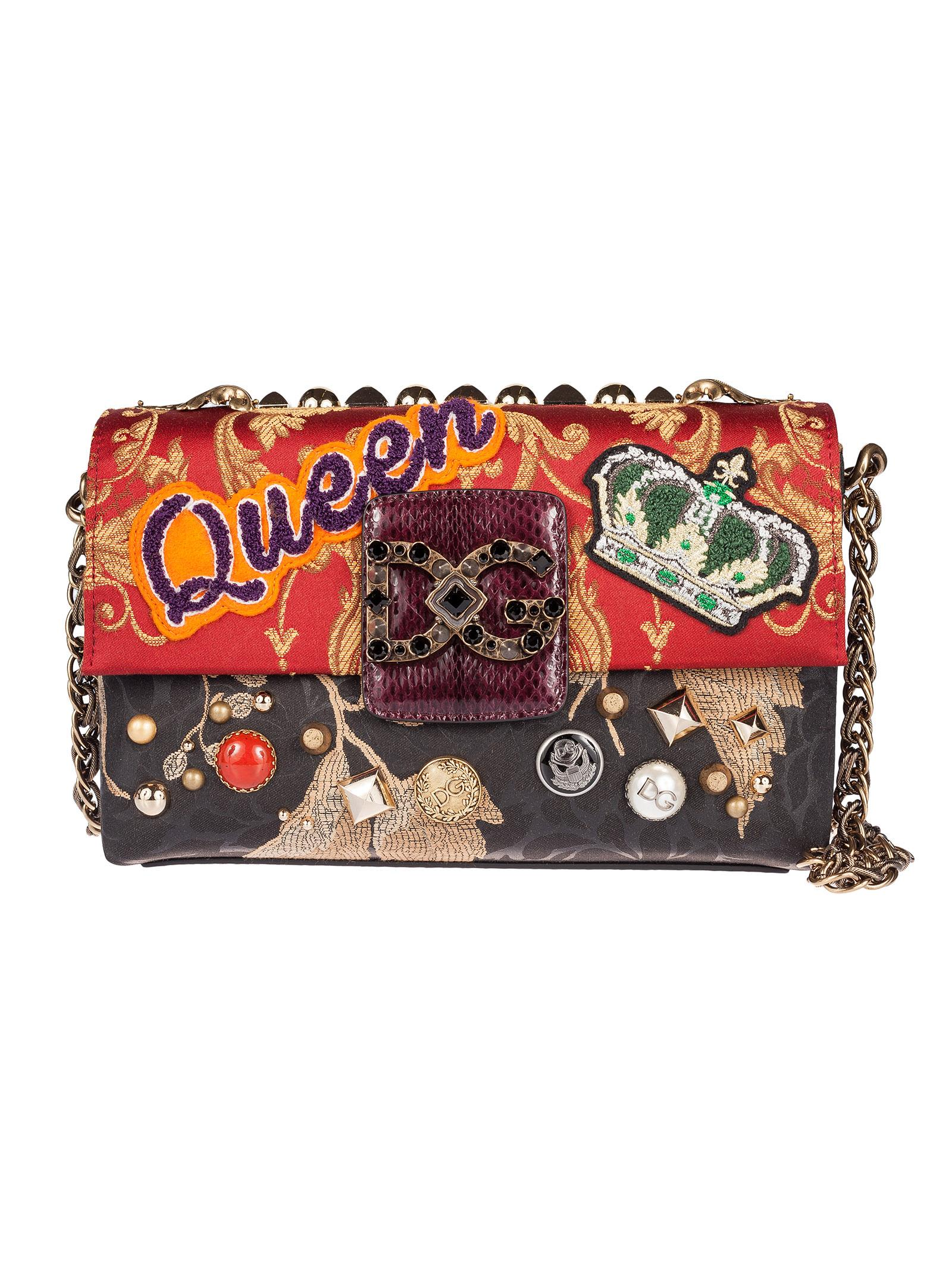 Womens Wristlet multicolour multicoloured Dolce & Gabbana
