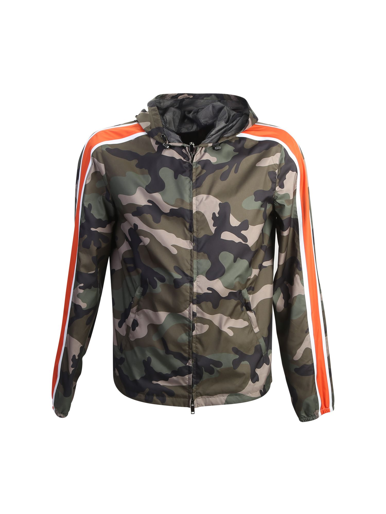 Nylon K-way Jacket