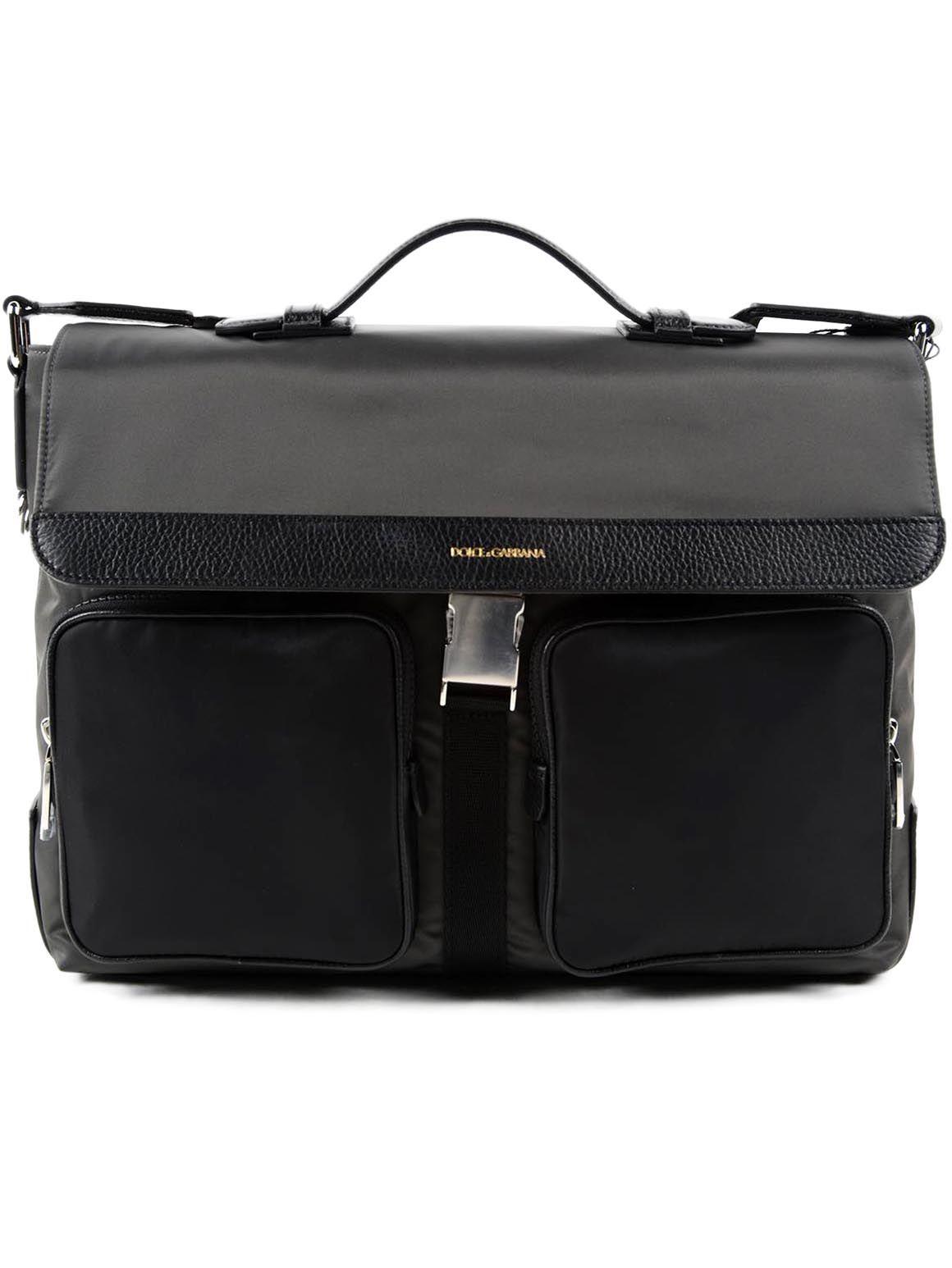 Dolce & Gabbana Dolce & Gabbana Flap Messenger Bag