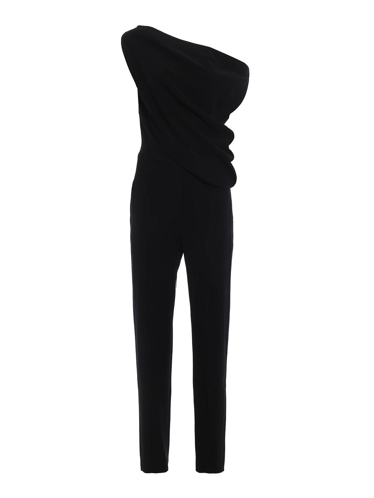 Elegant Cady Crepe Jumpsuit