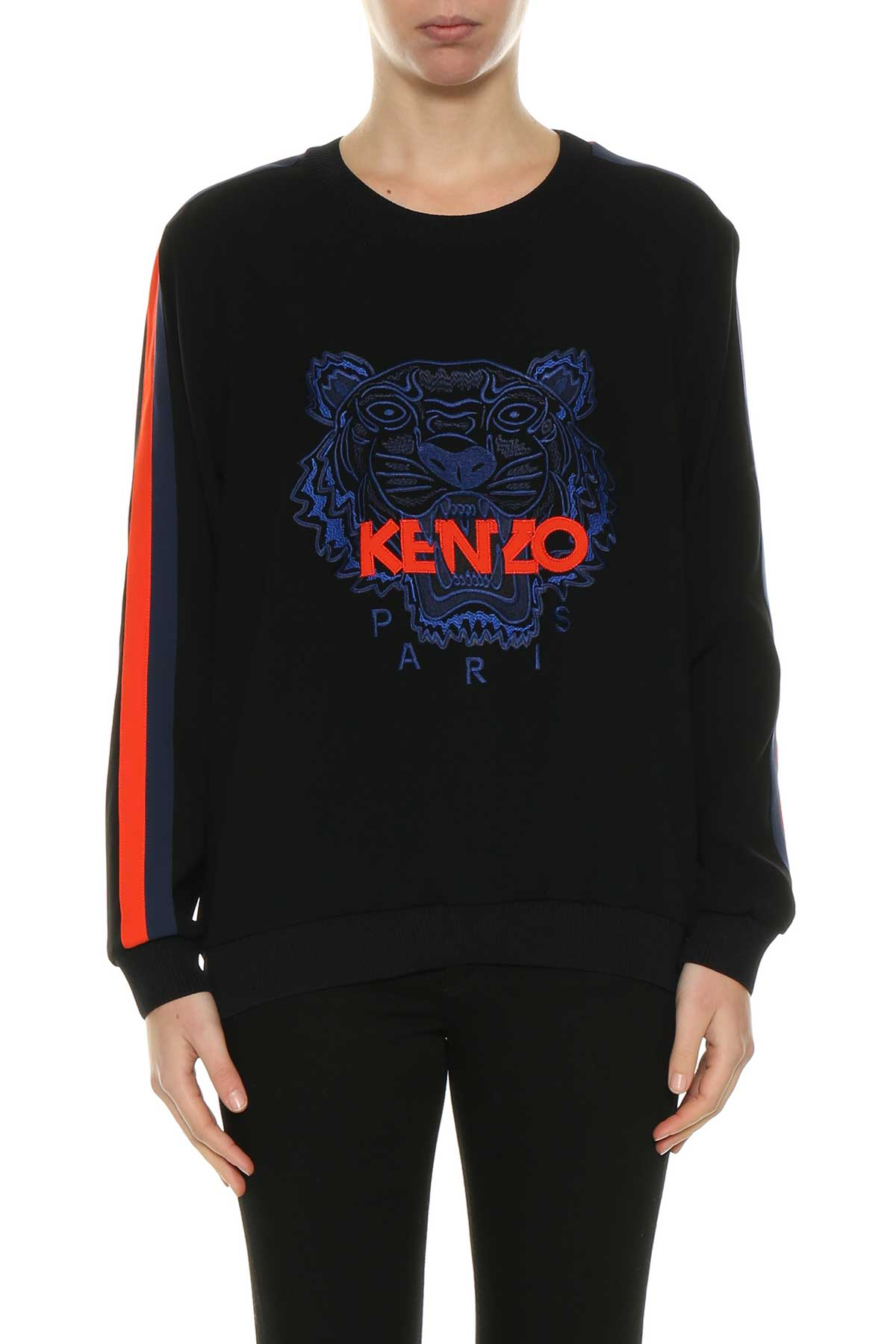 Kenzo Kenzo Polyester Sweatshirt With Tiger
