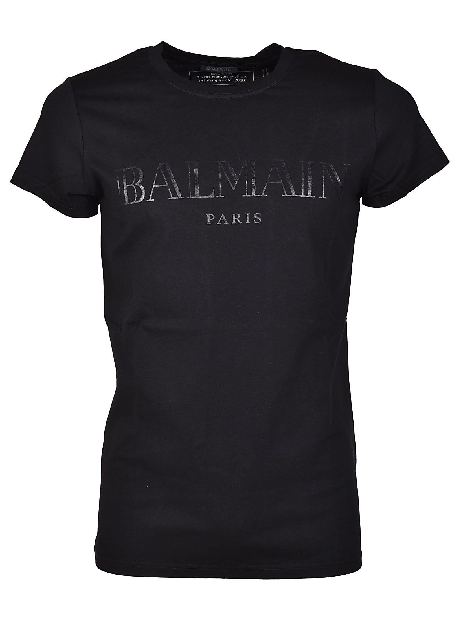 Balmain Classic Logo T-shirt