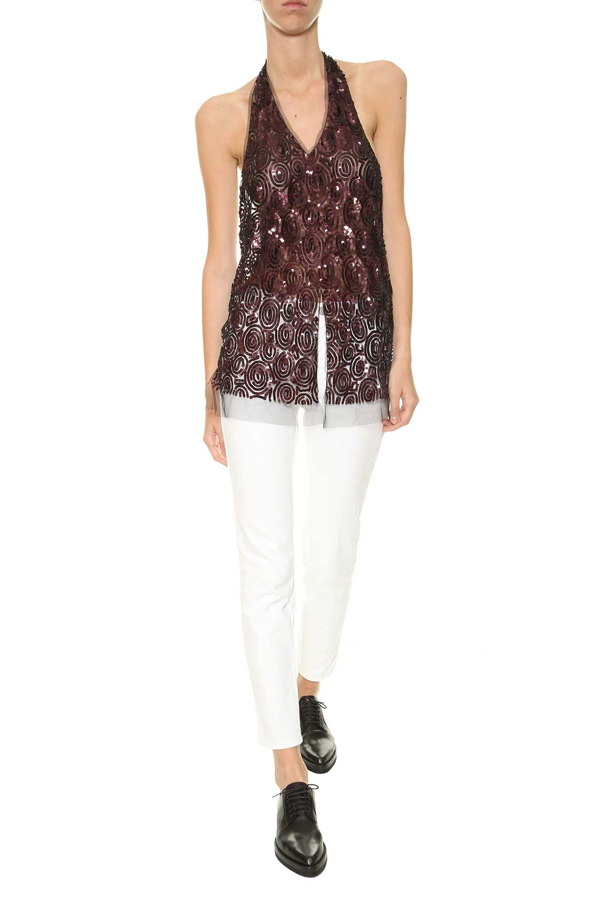 Dries Van Noten Dries Van Noten Sequins Top