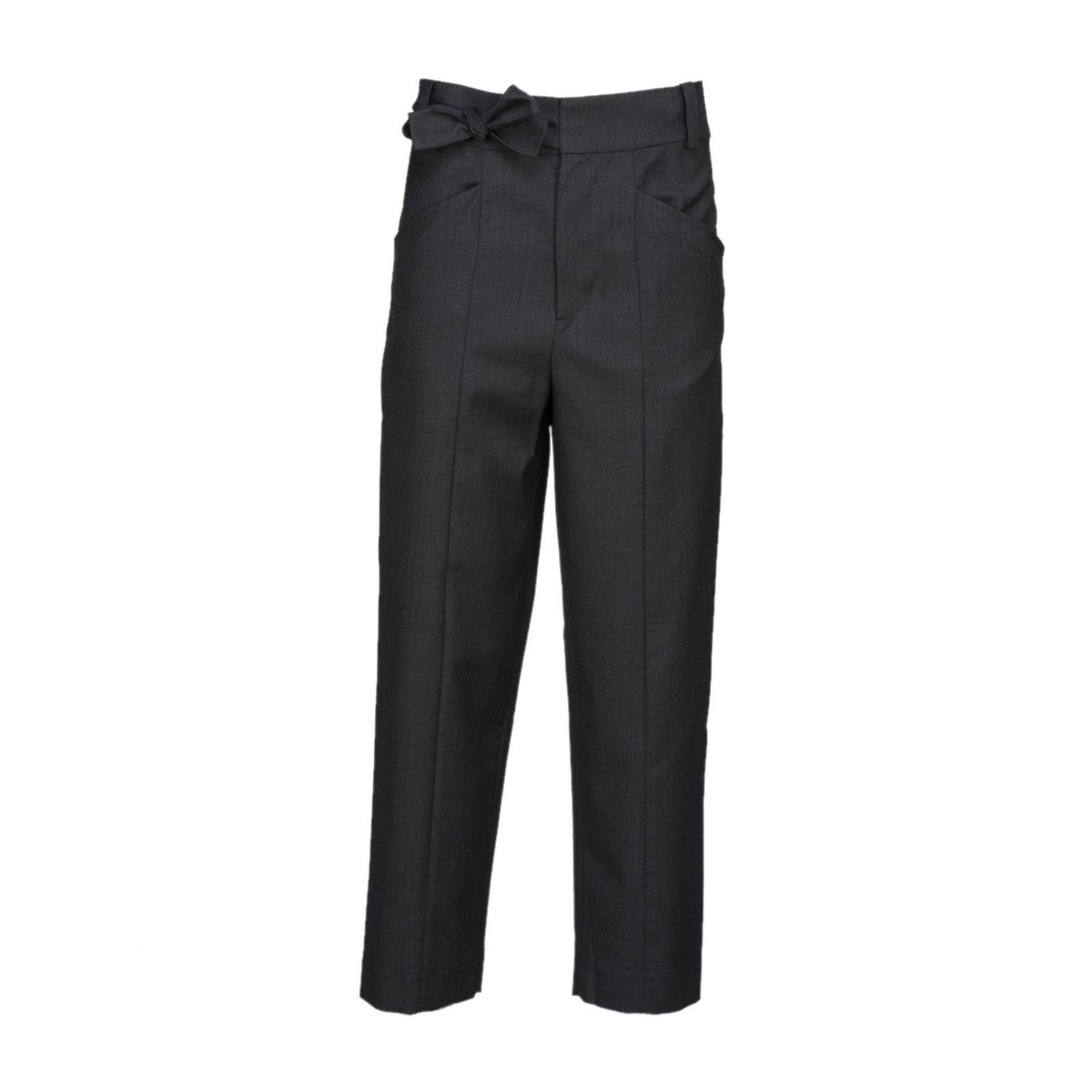 Nagano trousers - Grey Isabel Marant