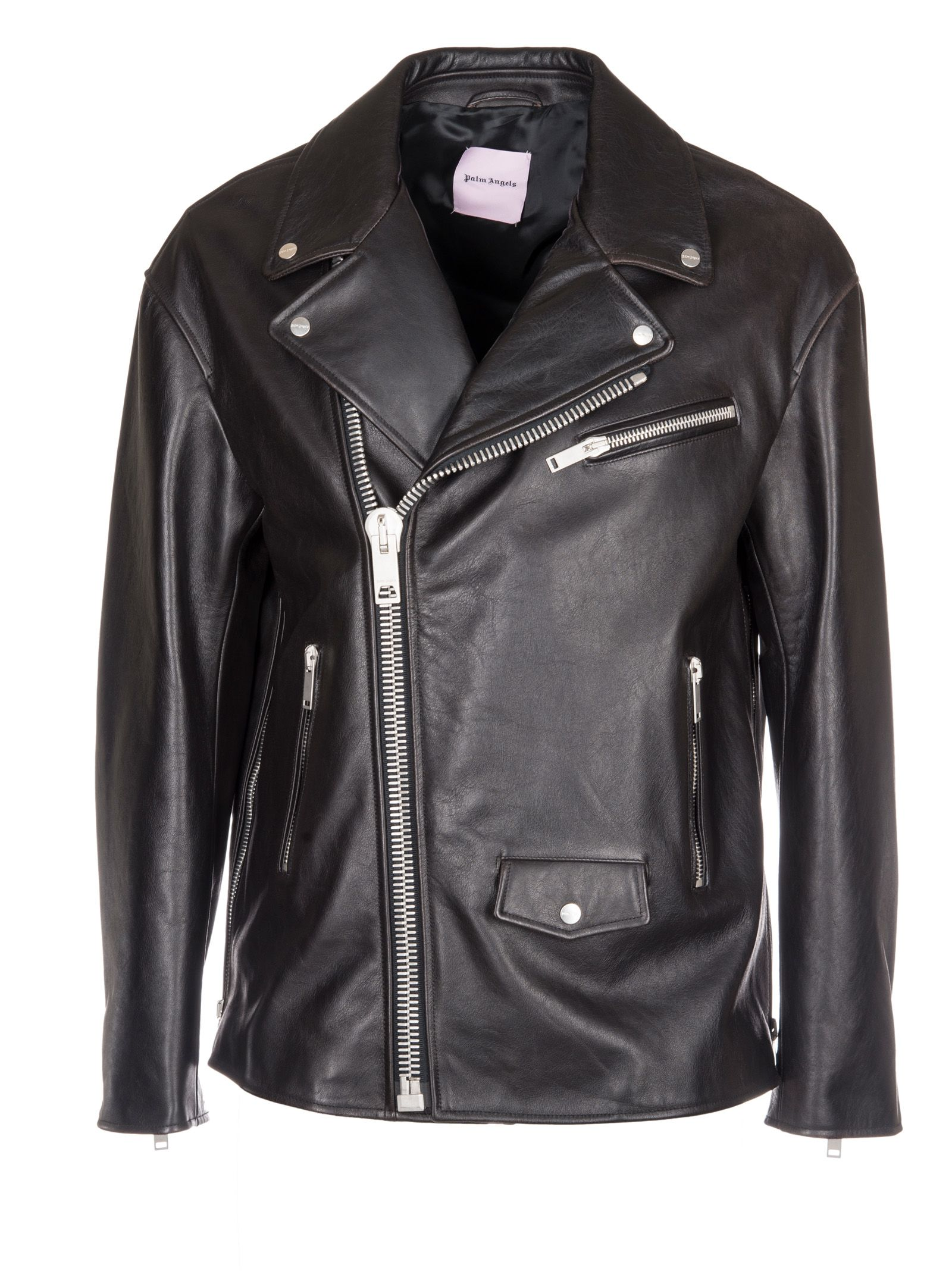 Multi-zip Biker Jacket