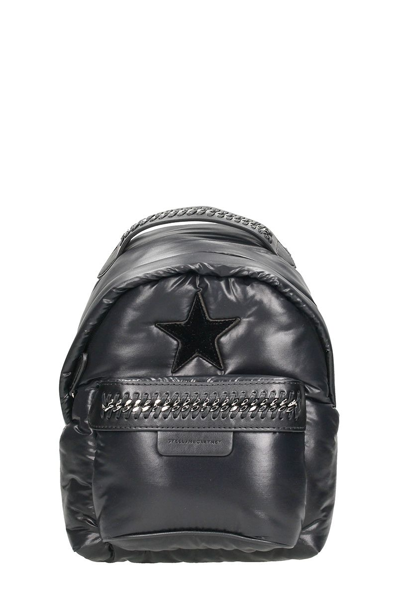 Stella McCartney Falabella Black Backpack