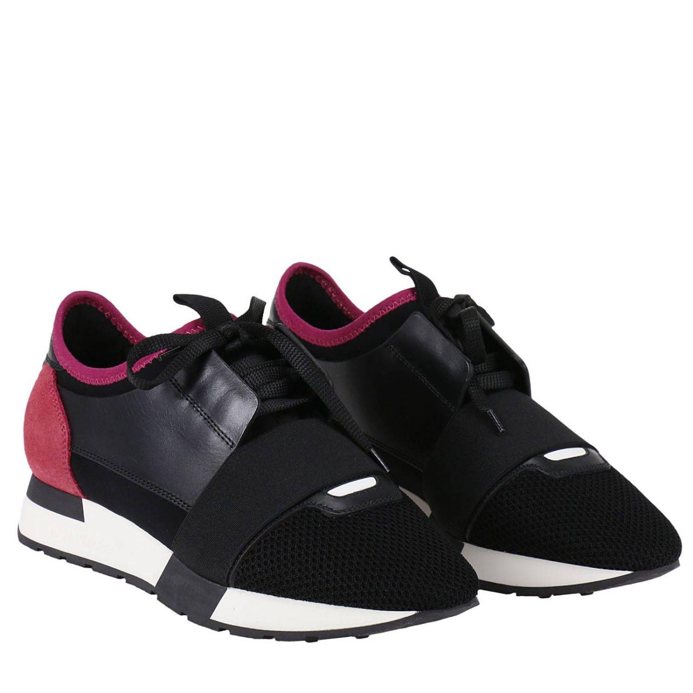 balenciaga sneakers shoes women balenciaga 477283 w0yx4 women 39 s sneakers italist. Black Bedroom Furniture Sets. Home Design Ideas
