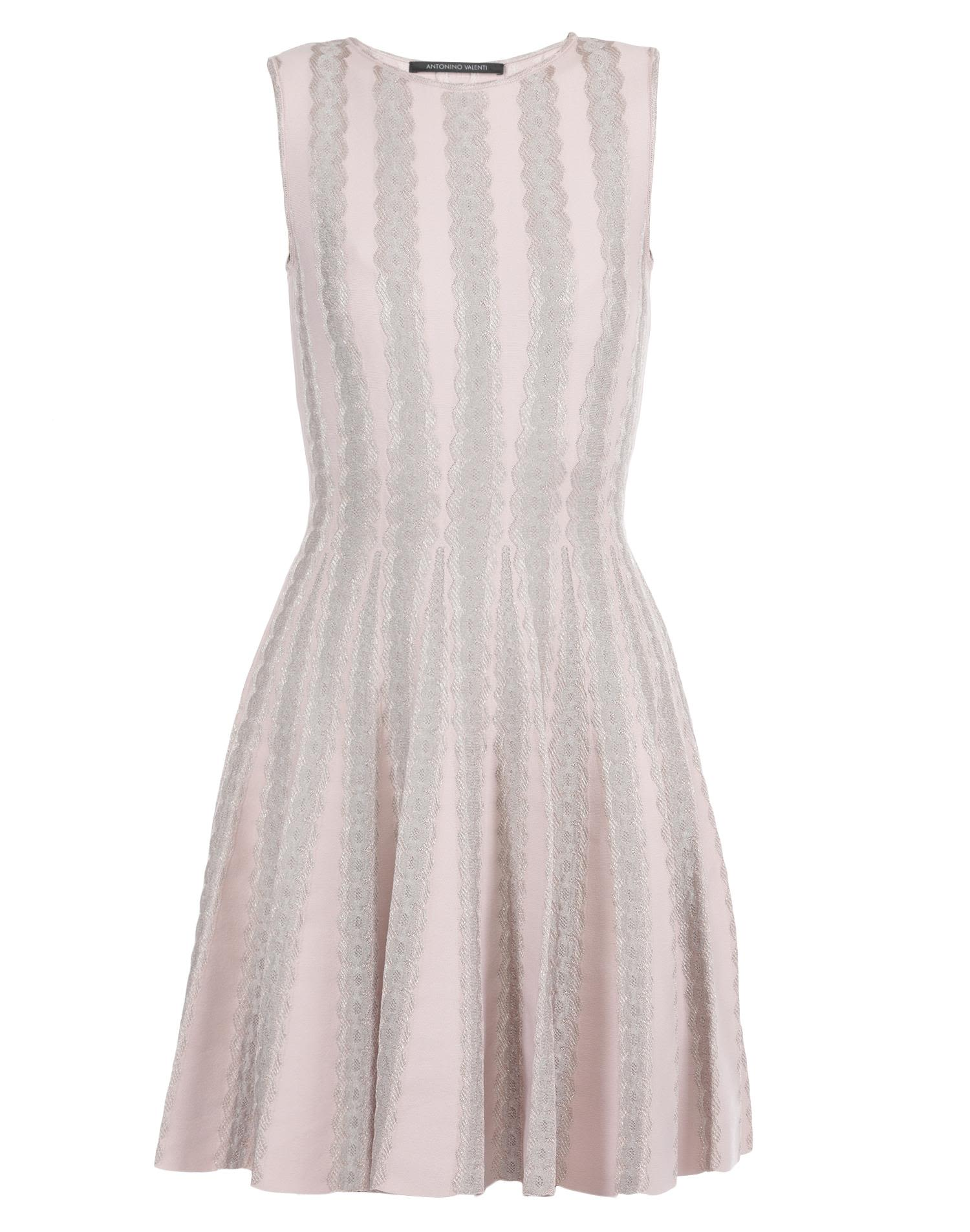 Antonino Valenti Embroidered Dress