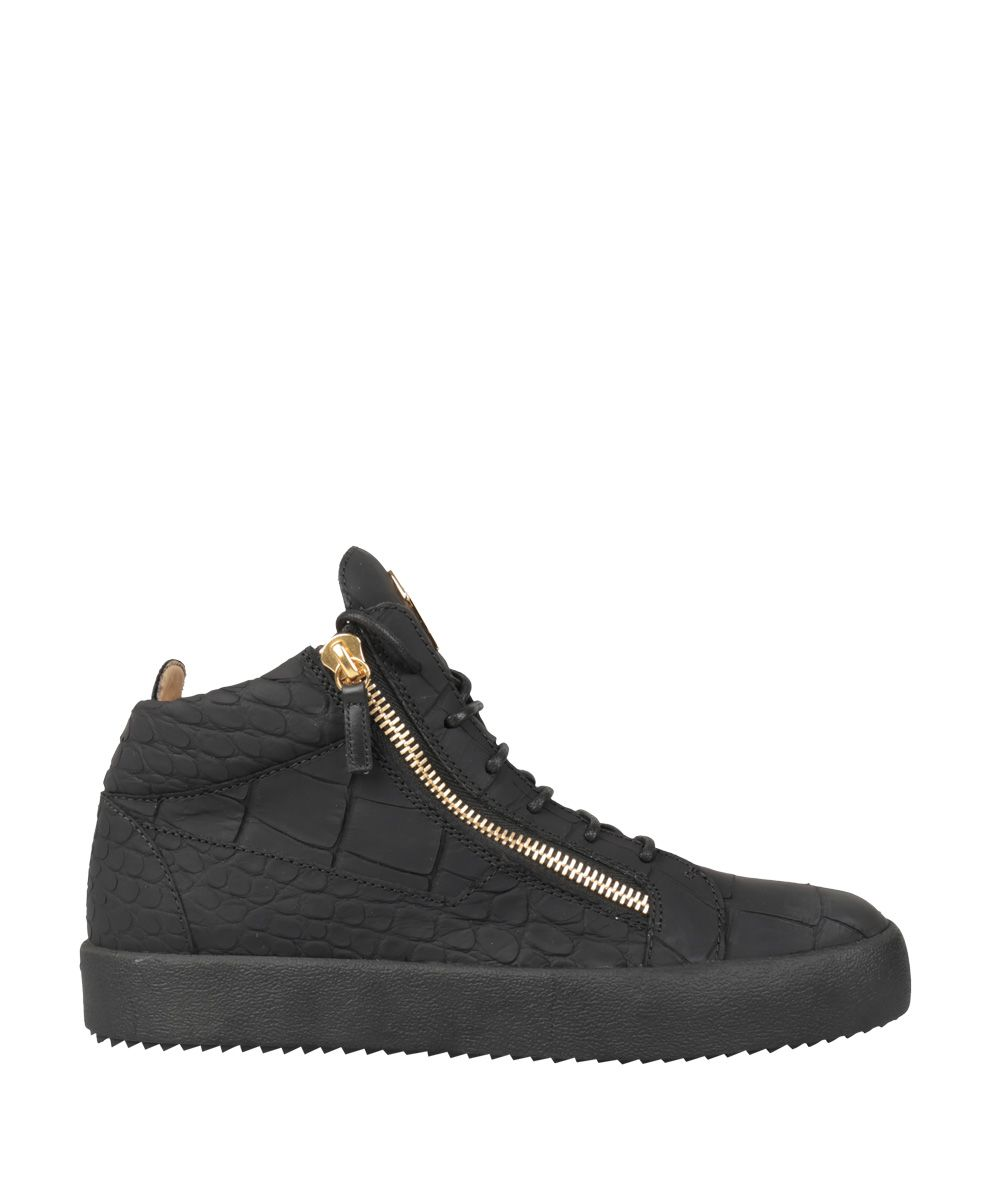 giuseppe zanotti giuseppe zanotti kriss sneakers nero men 39 s sneakers italist. Black Bedroom Furniture Sets. Home Design Ideas