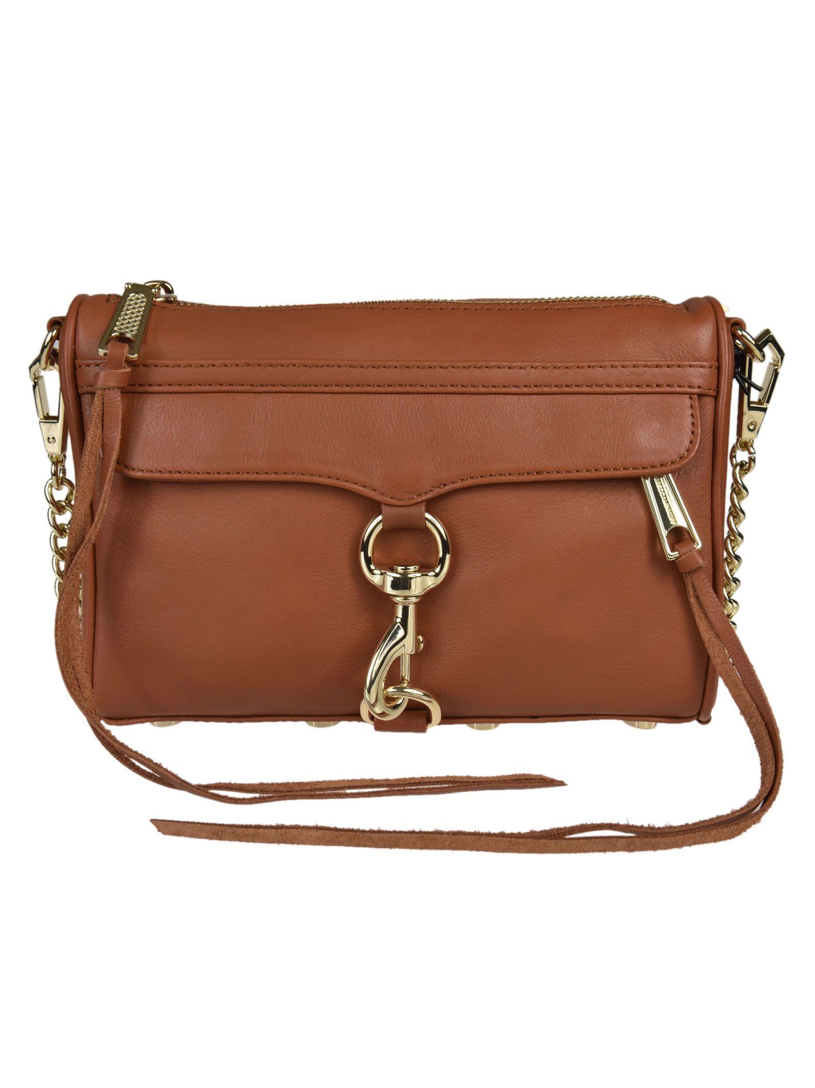 Rebecca Minkoff Mini Mac Smooth Shoulder Bag