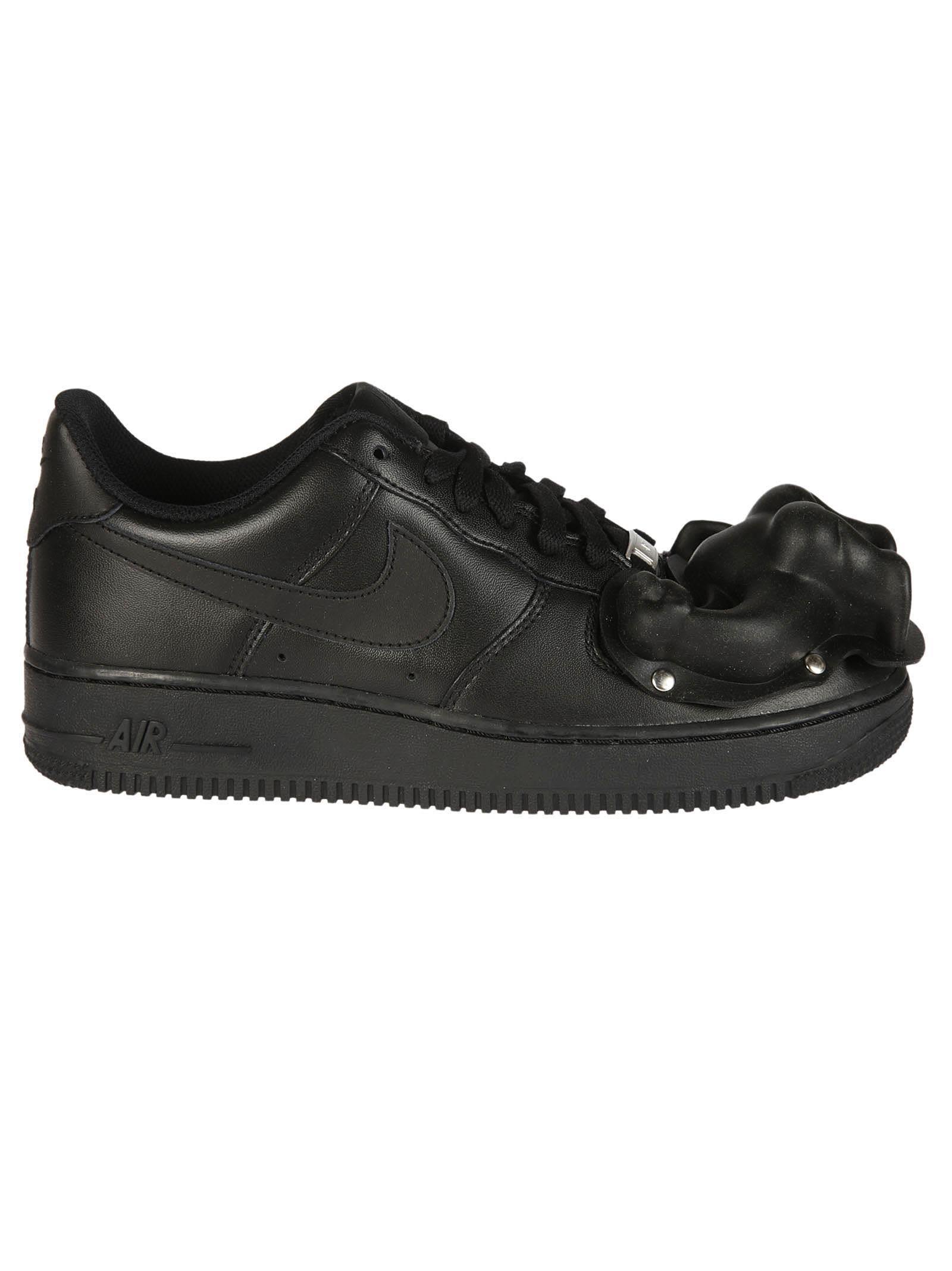 Comme Des Gar ons Applique Sneakers