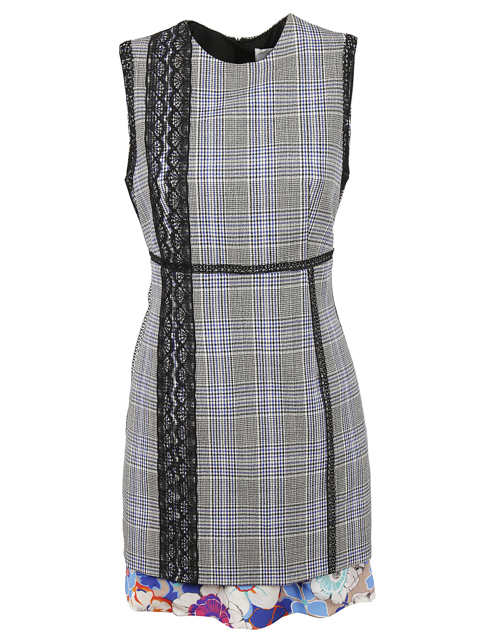 MSGM Tartan Dress