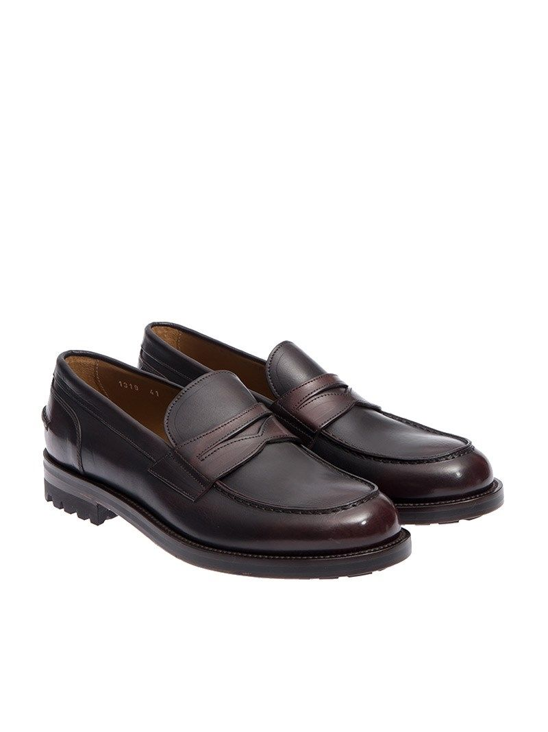Doucals Loafer Leather
