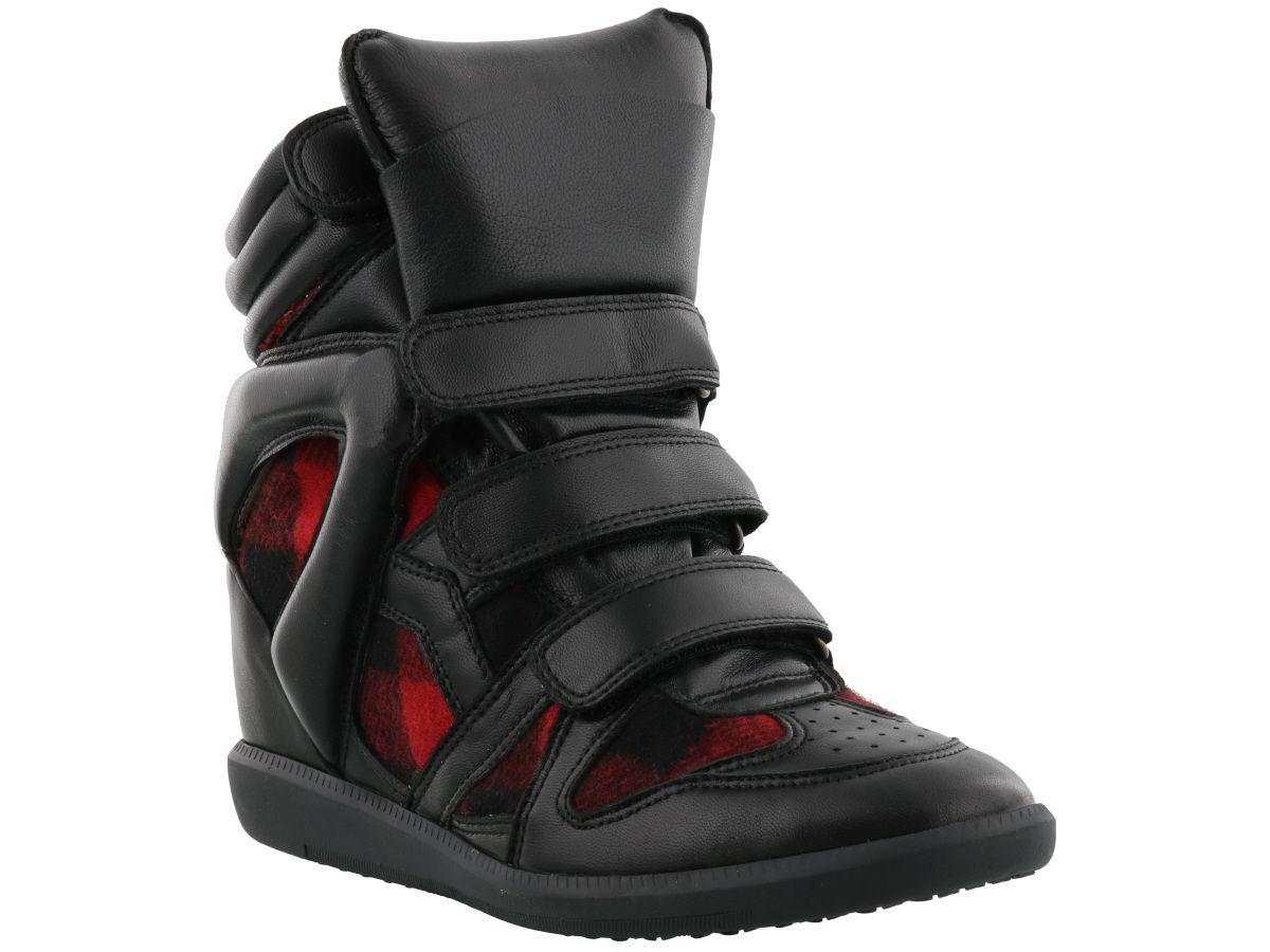 isabel marant isabel marant bekett sneaker red women 39 s sneakers italist. Black Bedroom Furniture Sets. Home Design Ideas