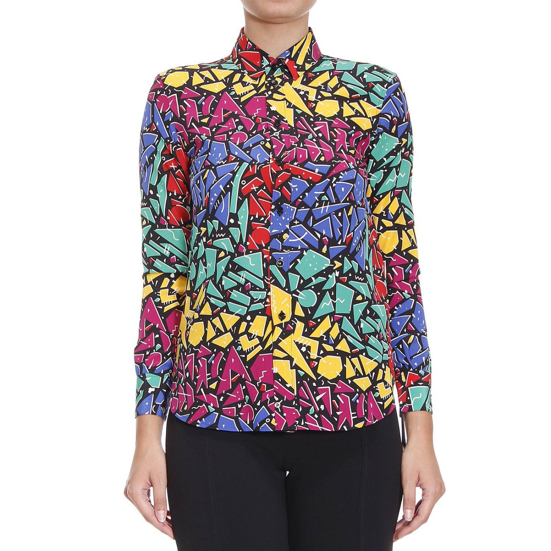 Shirt Shirt Women Saint Laurent