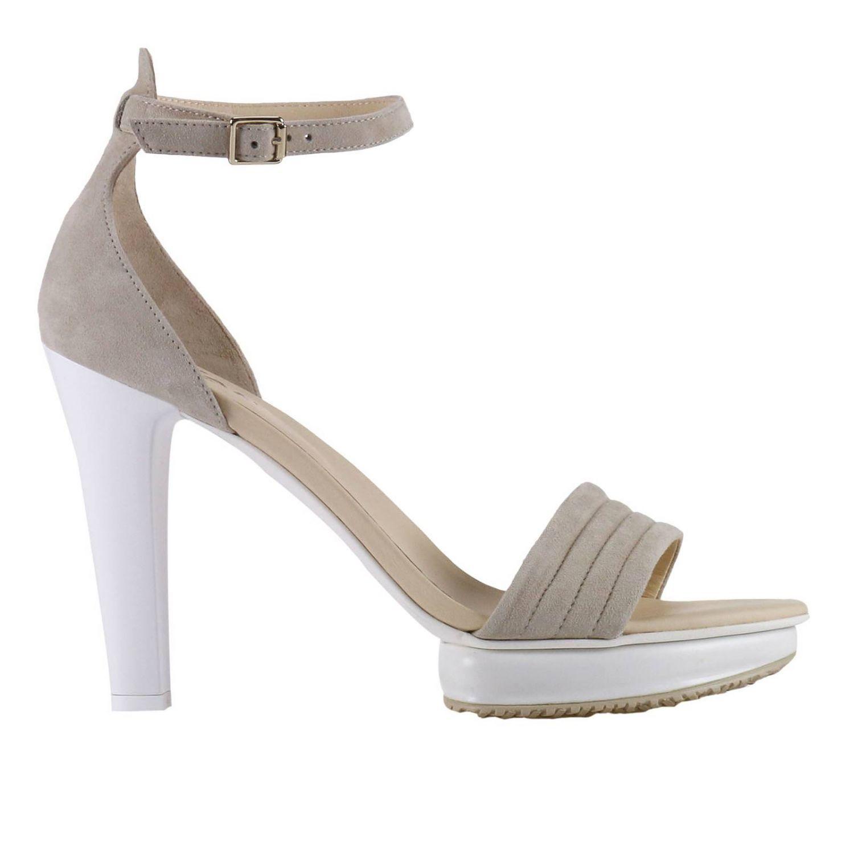 Heeled Sandals Shoes Women Hogan