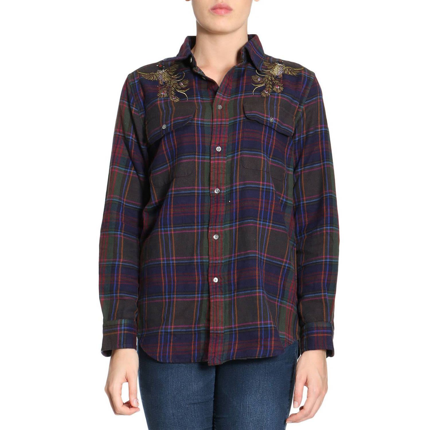 SHIRT SHIRT WOMEN POLO RALPH LAUREN