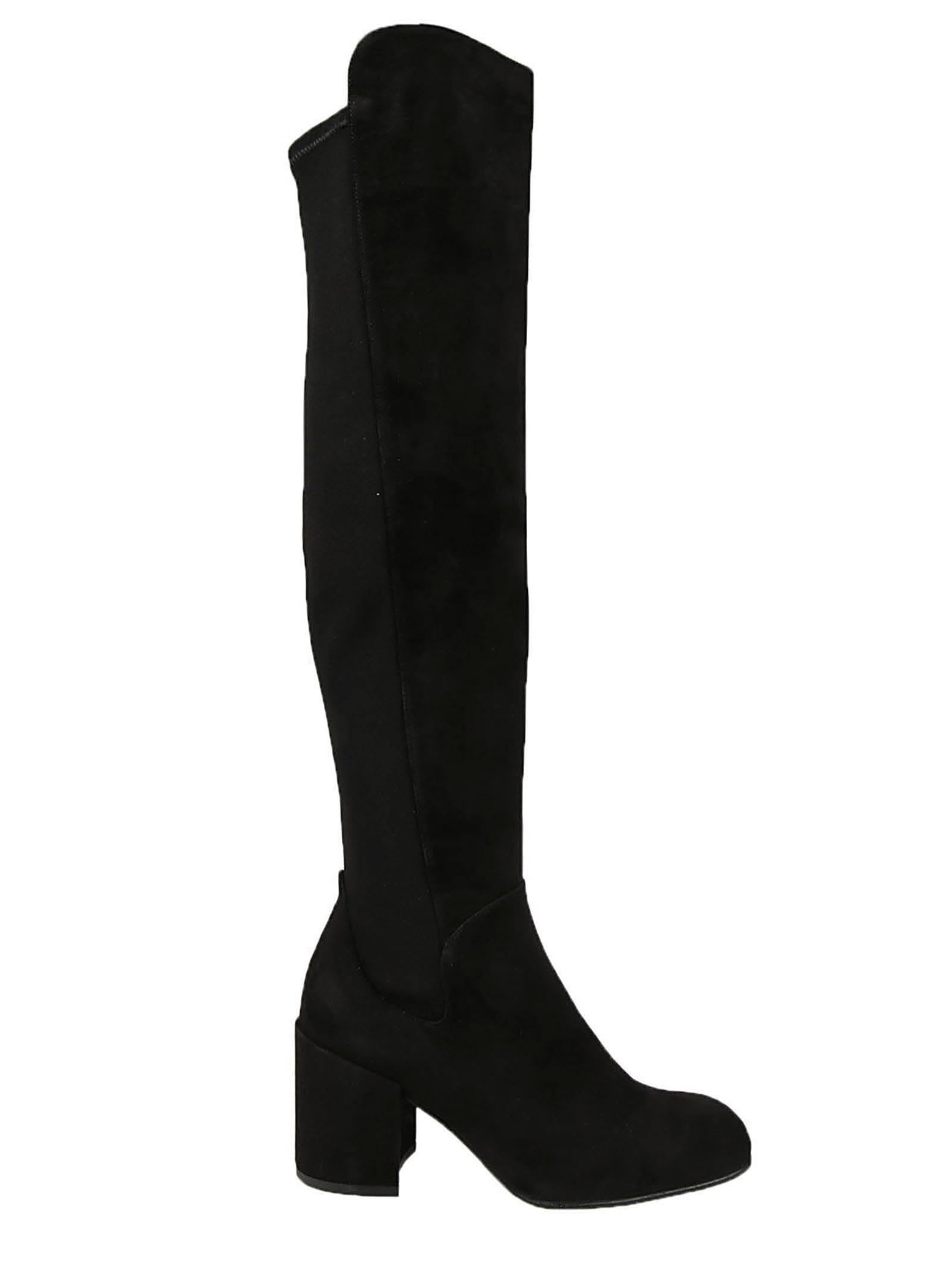 Stuart Weitzman Half Time Over-the-knee Boots