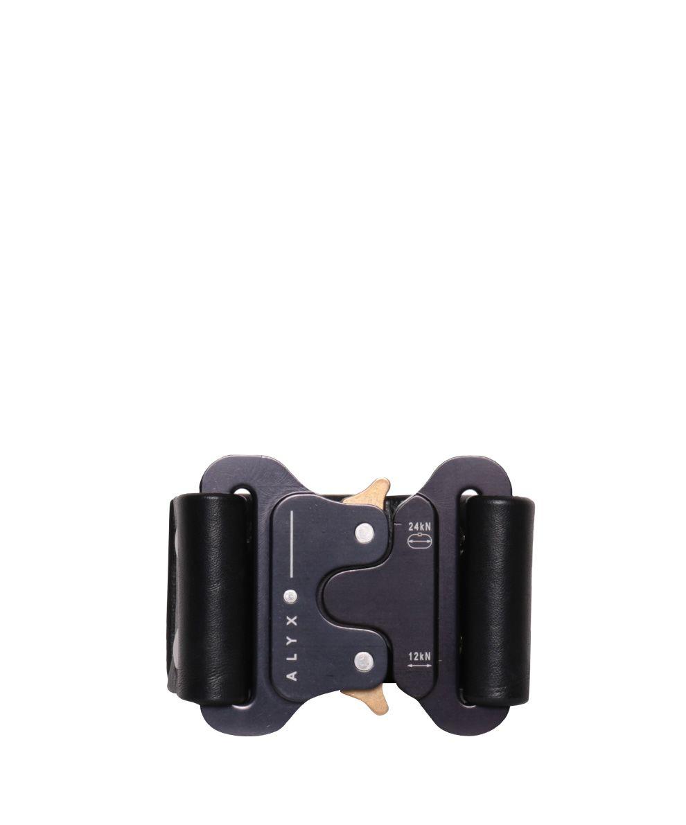 Alyx Rollercoaster Leather Bracelet