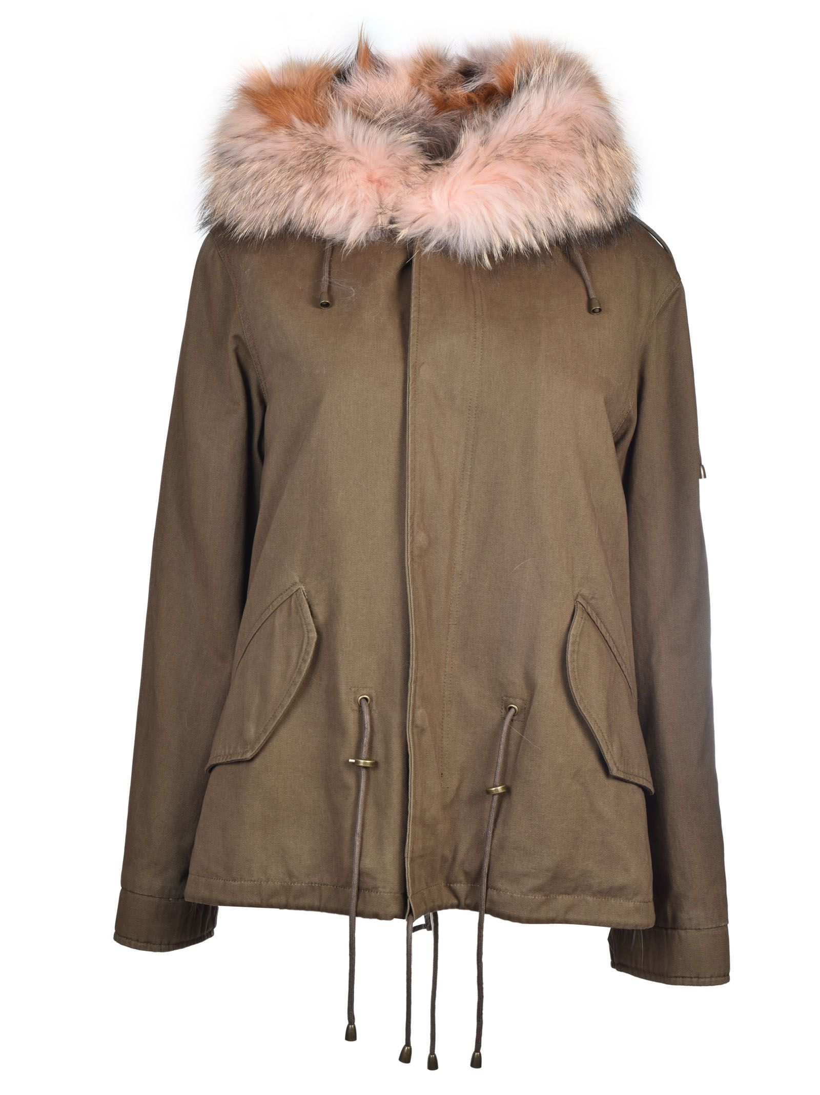 Forte Couture - Forte Couture New Gala Military Parka - Brown ...