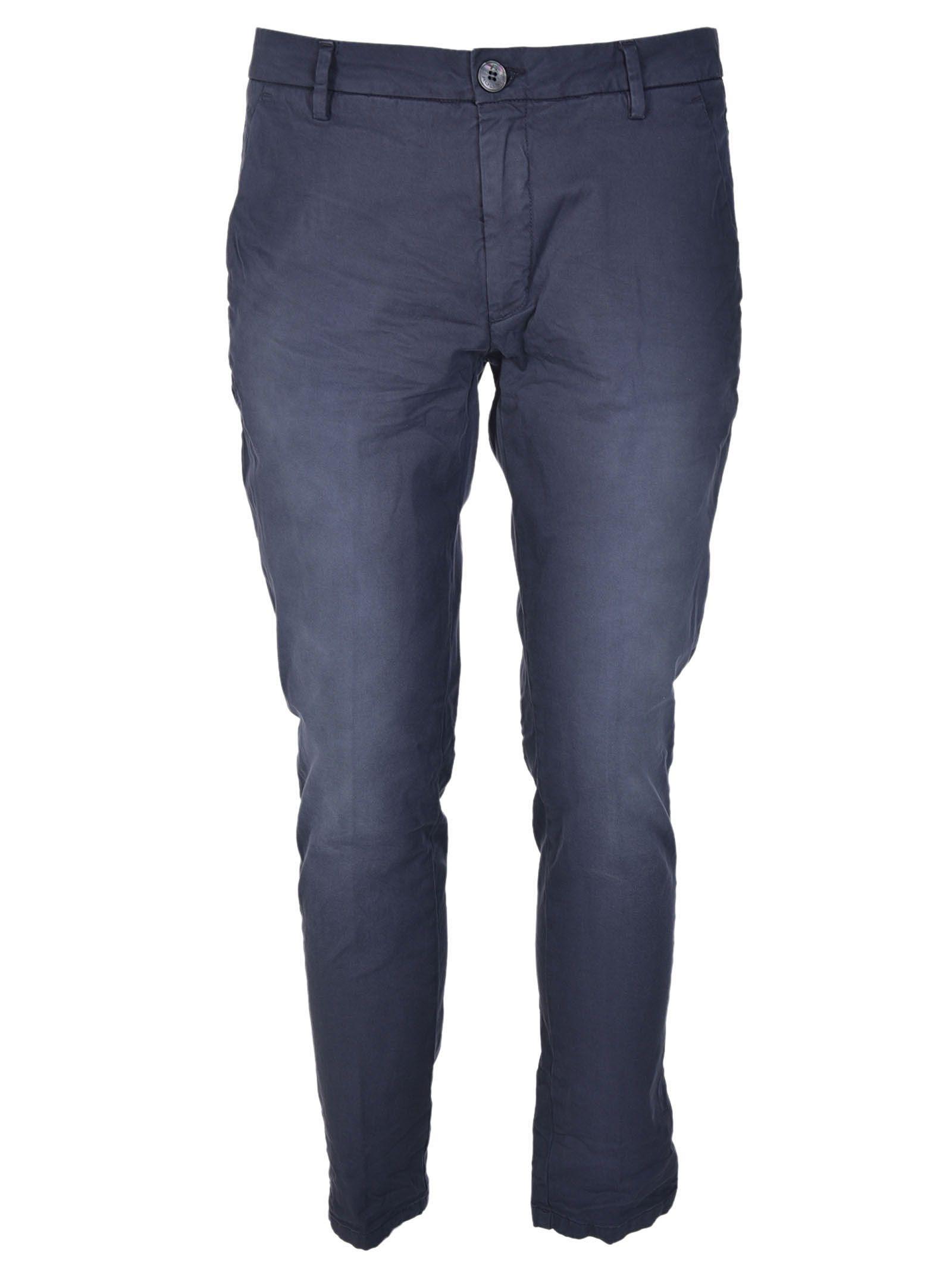 Aglini Slim Fit Trousers
