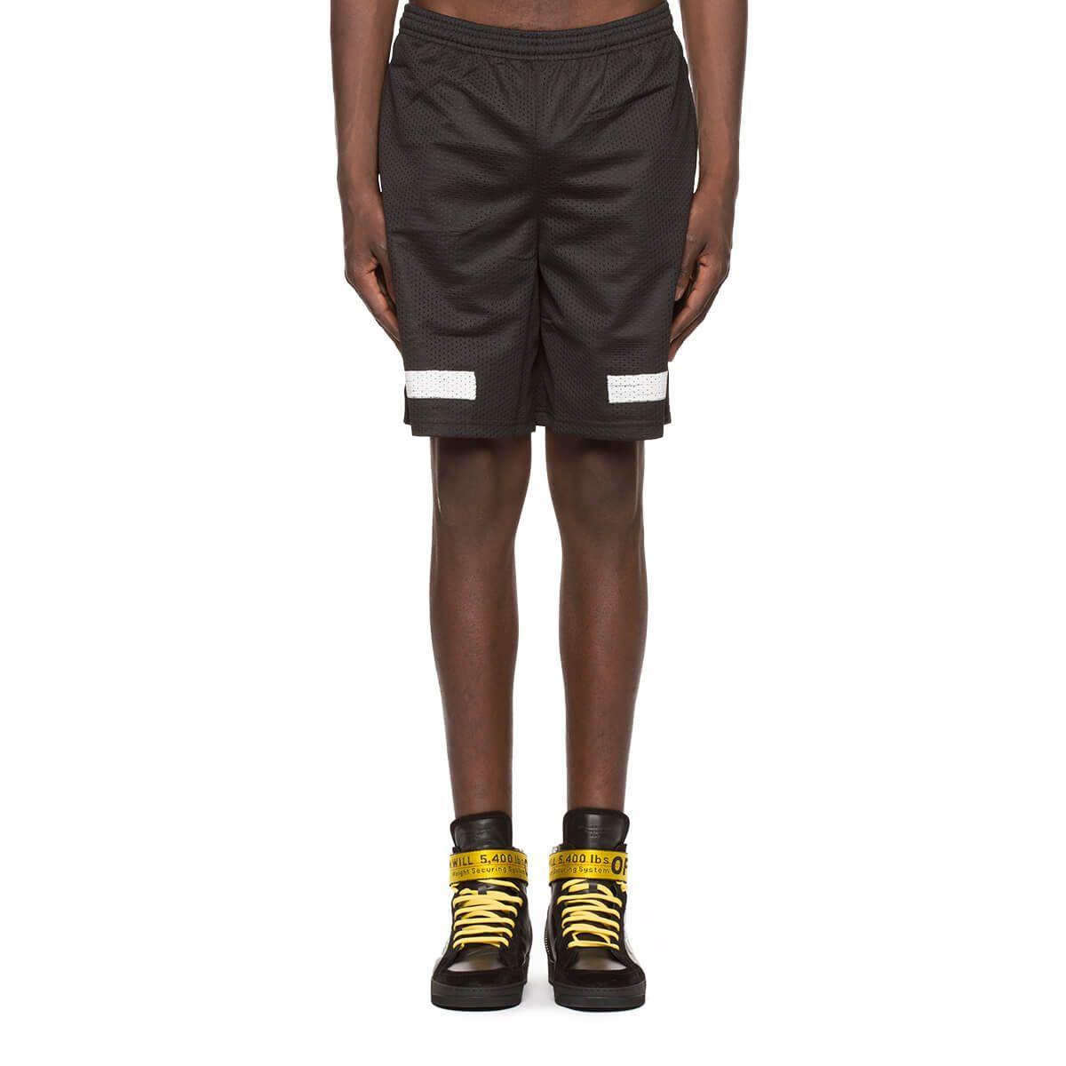 Off-White Diag Brushed Mesh Shorts 9103118