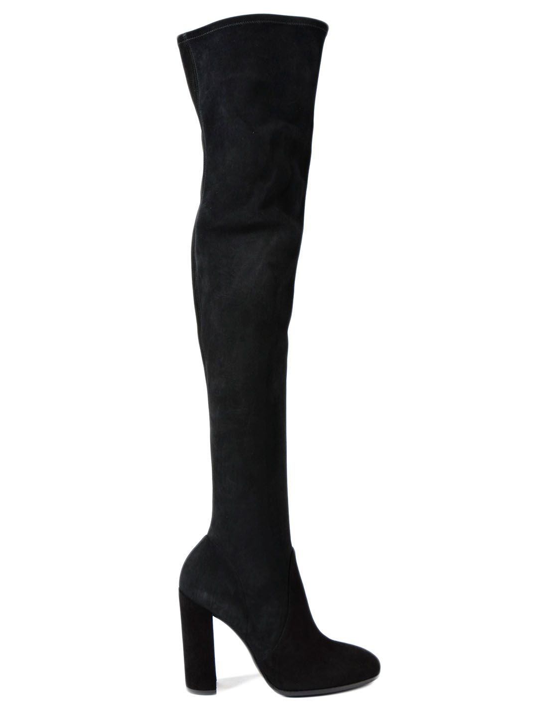 Ermanno Scervino Classic Over-the-knee Boots