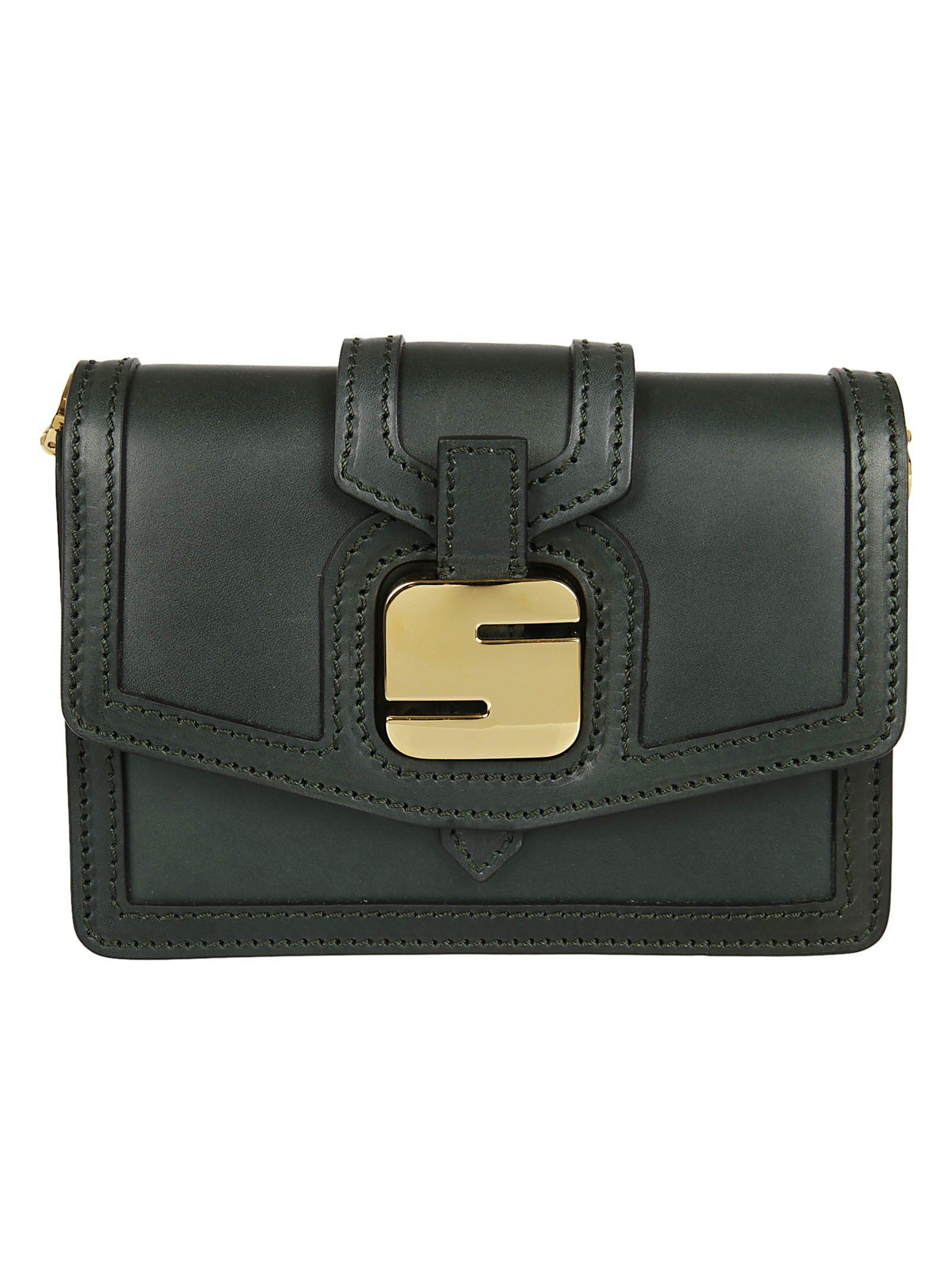 Serapian Vitello Mini Shoulder Bag