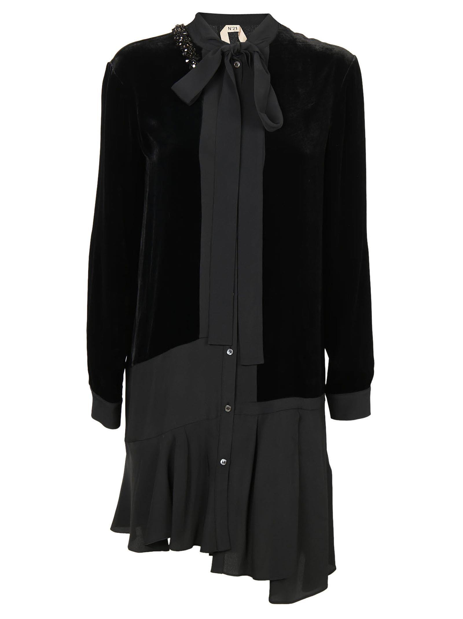 N 21 Asymmetric Dress