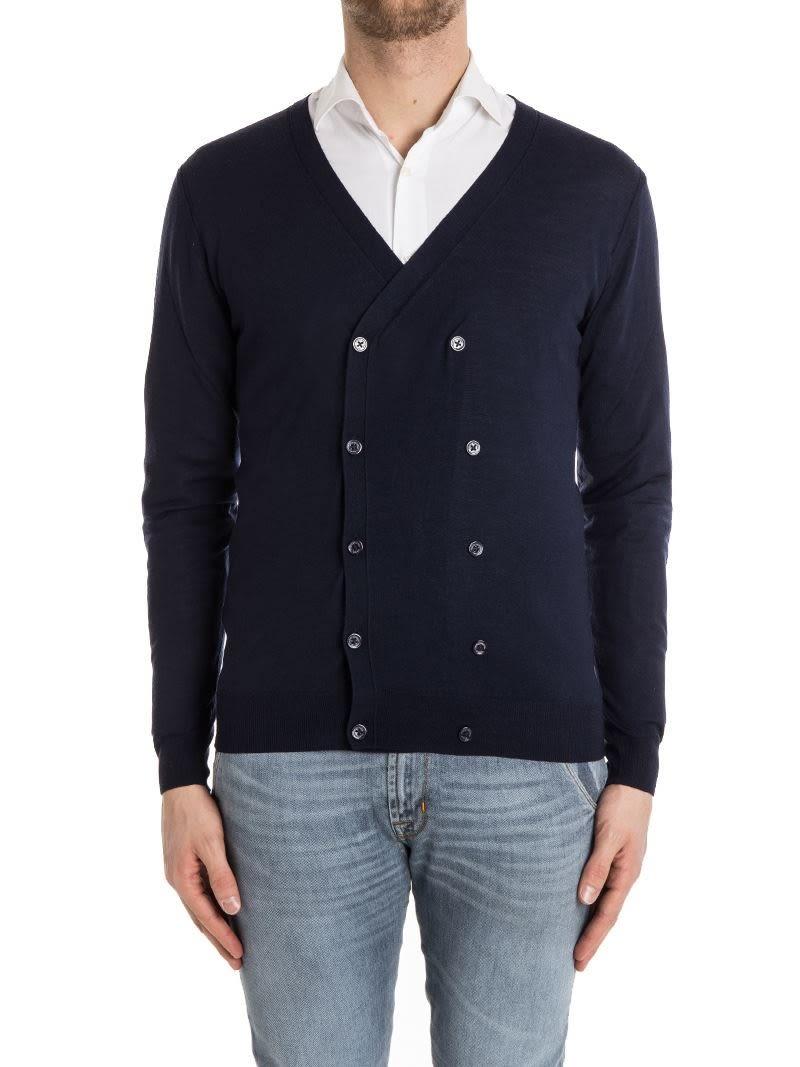 Paolo Pecora Wool Cardigan