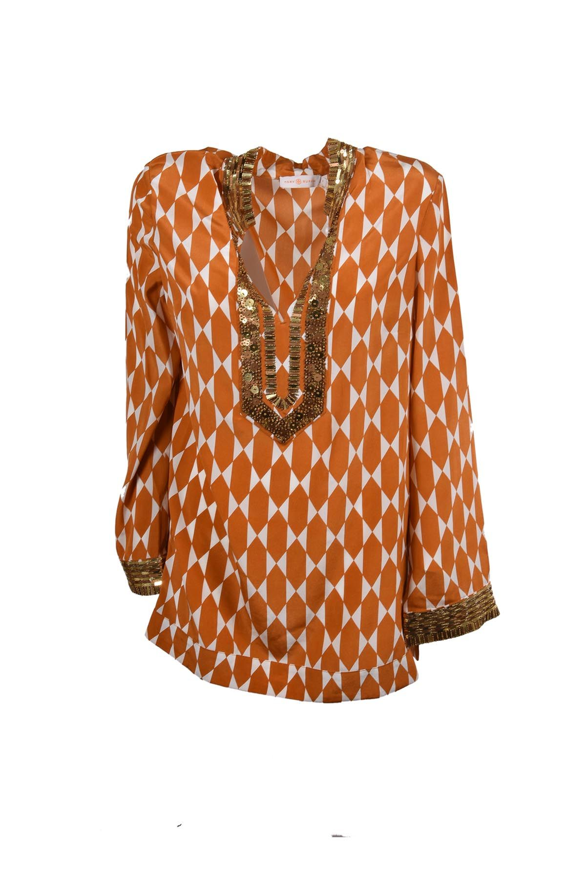 Tory Burch Embellished Blouse