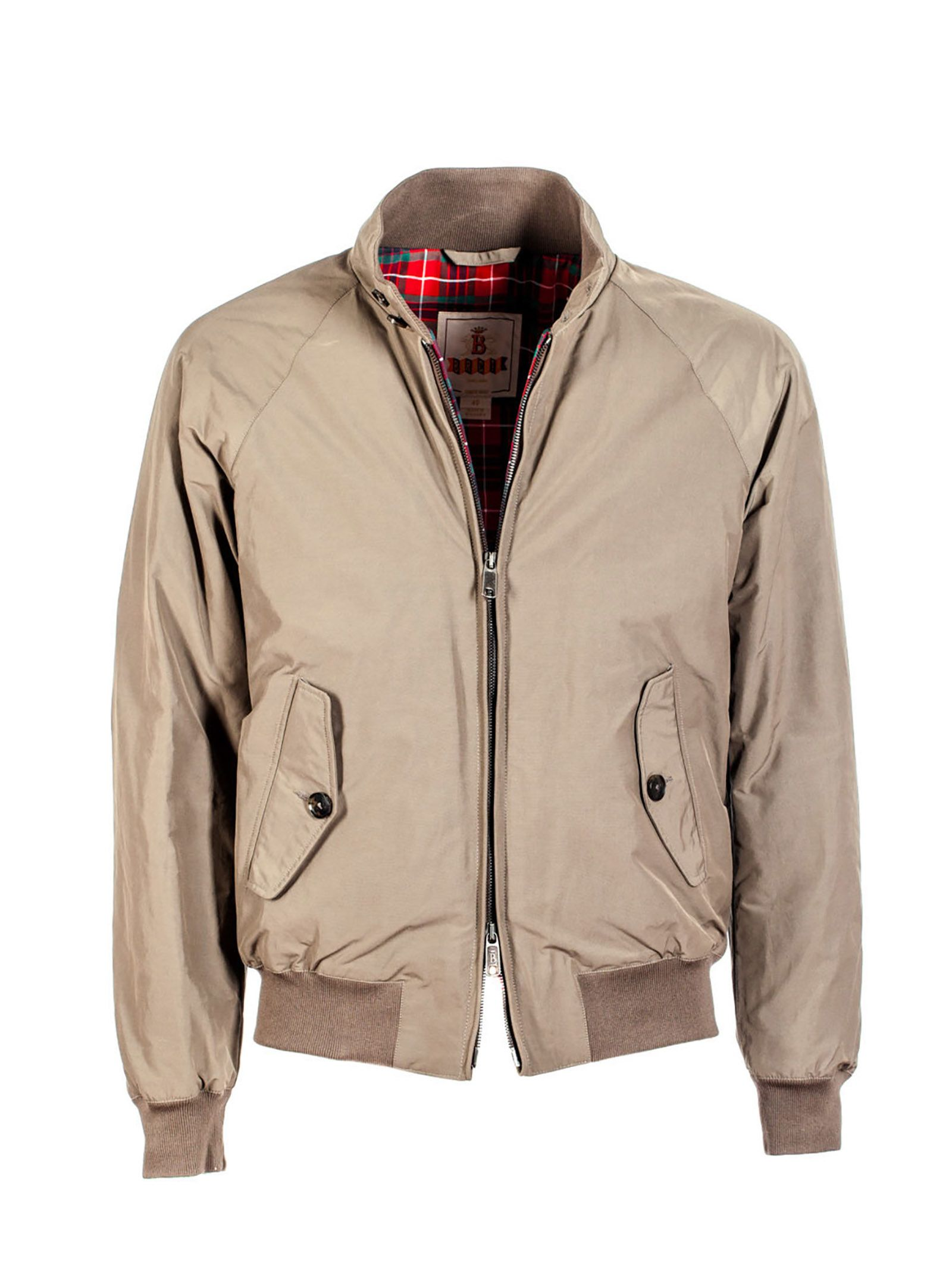 Baracuta Thermal Padded Harrington Jacket